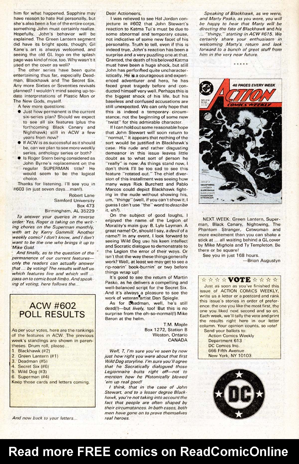 Action Comics (1938) 613 Page 37
