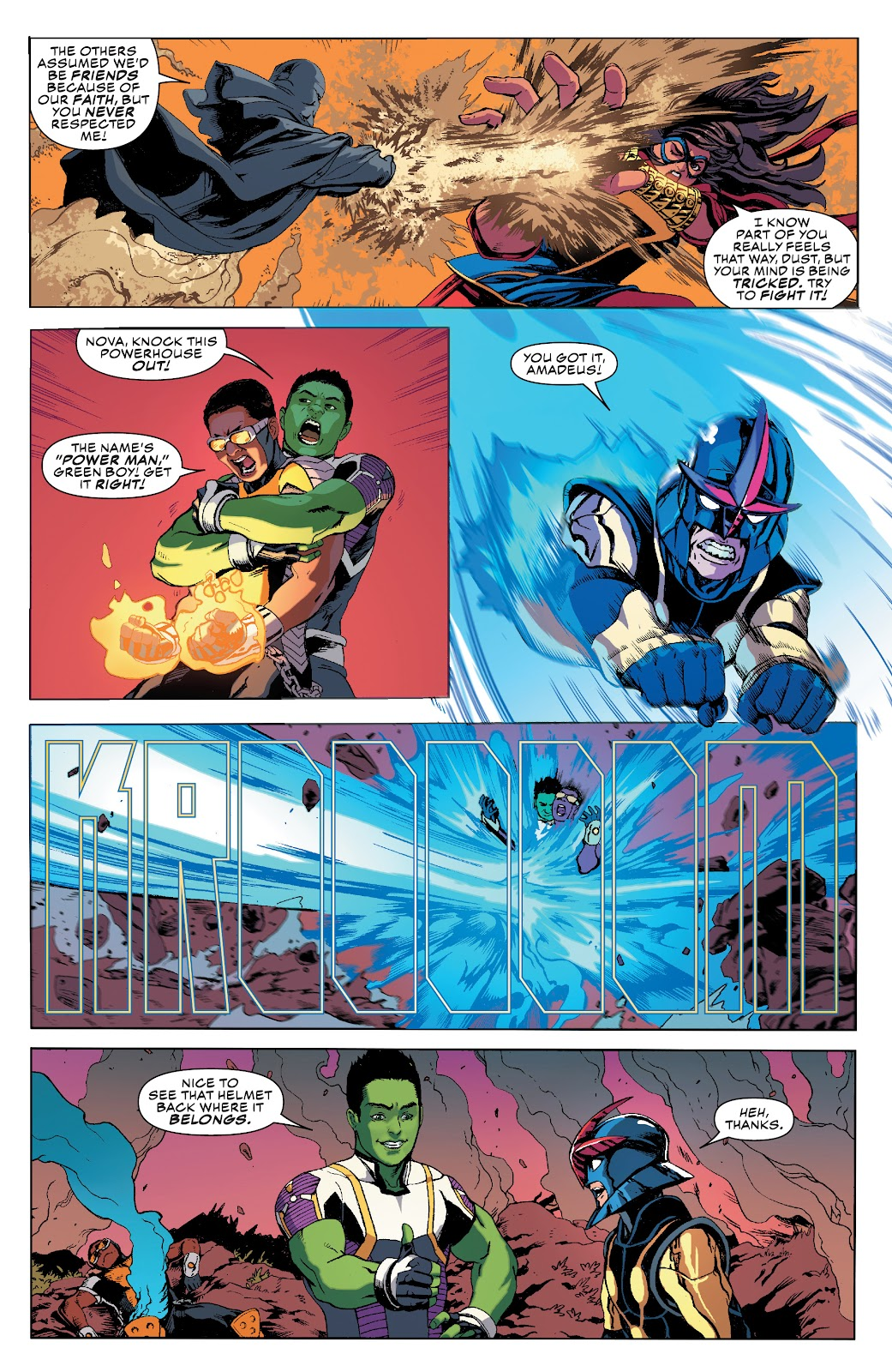 Read online Champions (2019) comic -  Issue #10 - 7