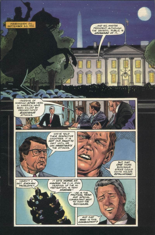 Read online Turok, Dinosaur Hunter (1993) comic -  Issue #19 - 2