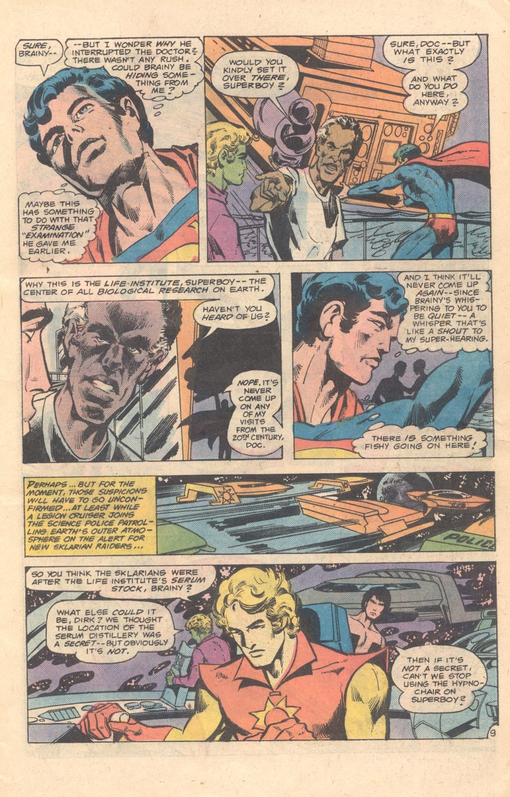 Superboy (1949) issue 235 - Page 10