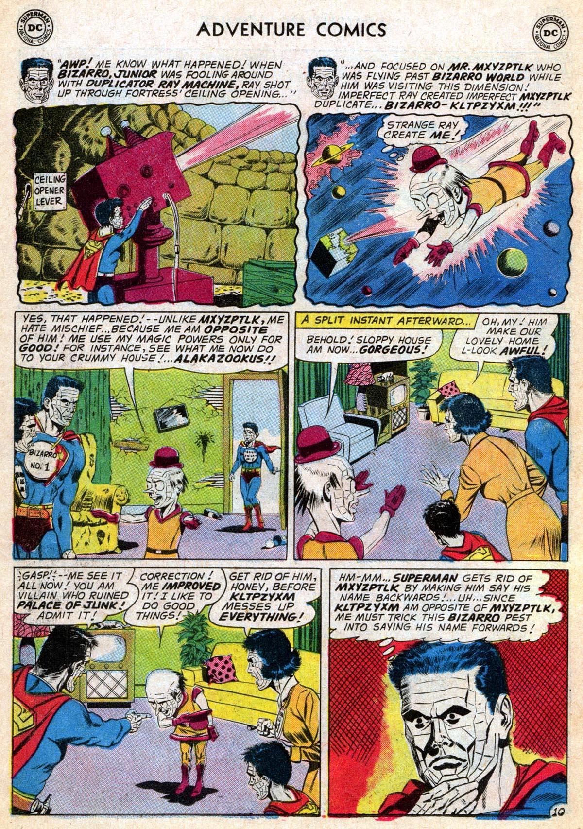 Read online Adventure Comics (1938) comic -  Issue #286 - 30