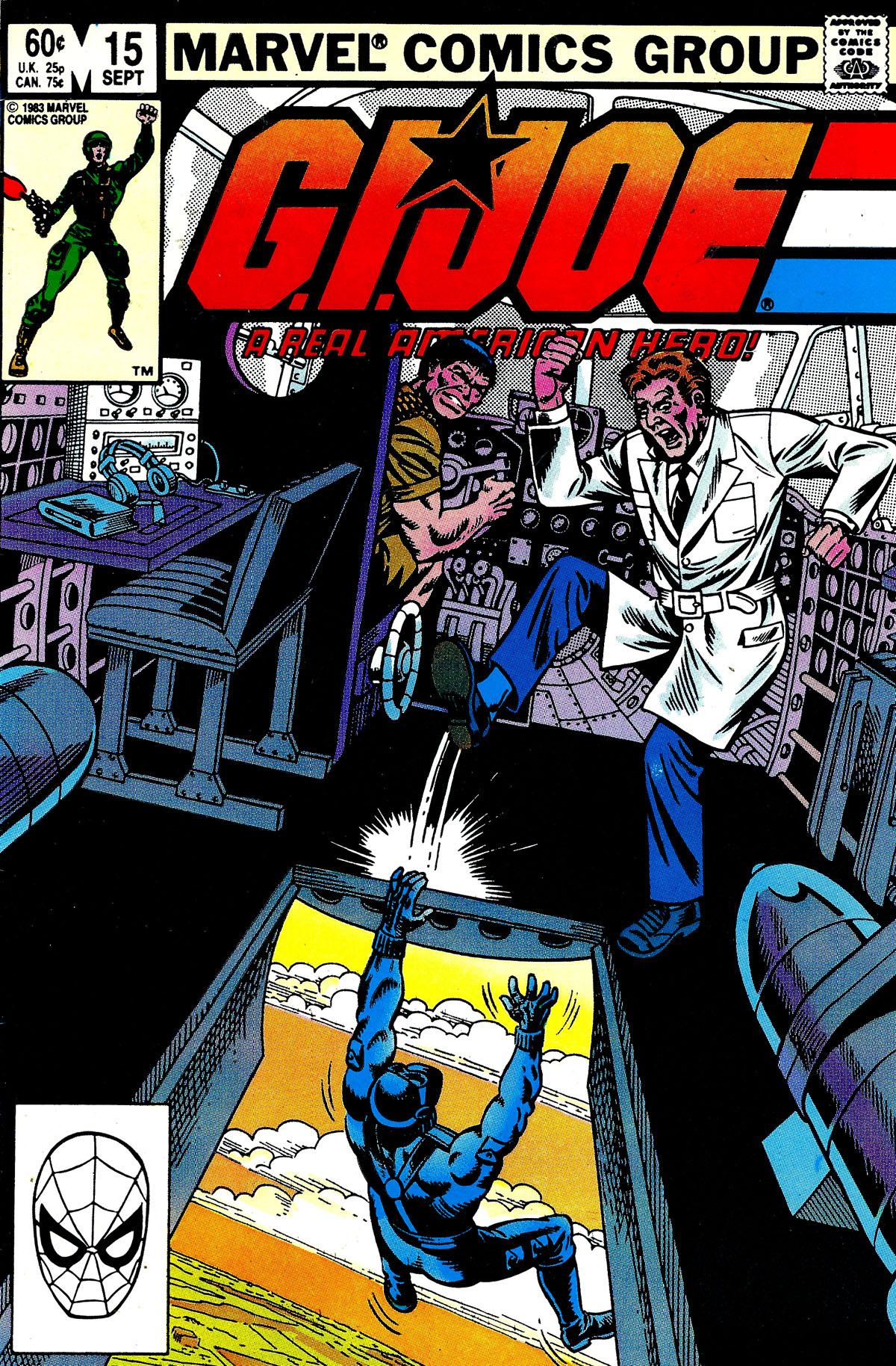 G.I. Joe: A Real American Hero 15 Page 1