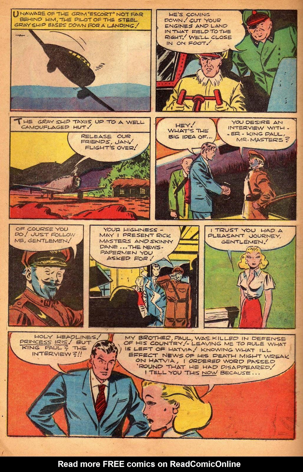 Bang-Up Comics issue 1 - Page 55