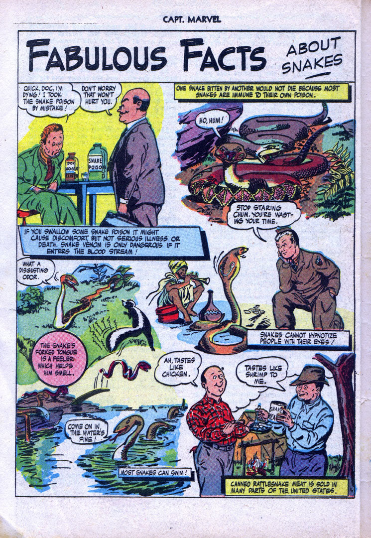Captain Marvel Adventures issue 87 - Page 39