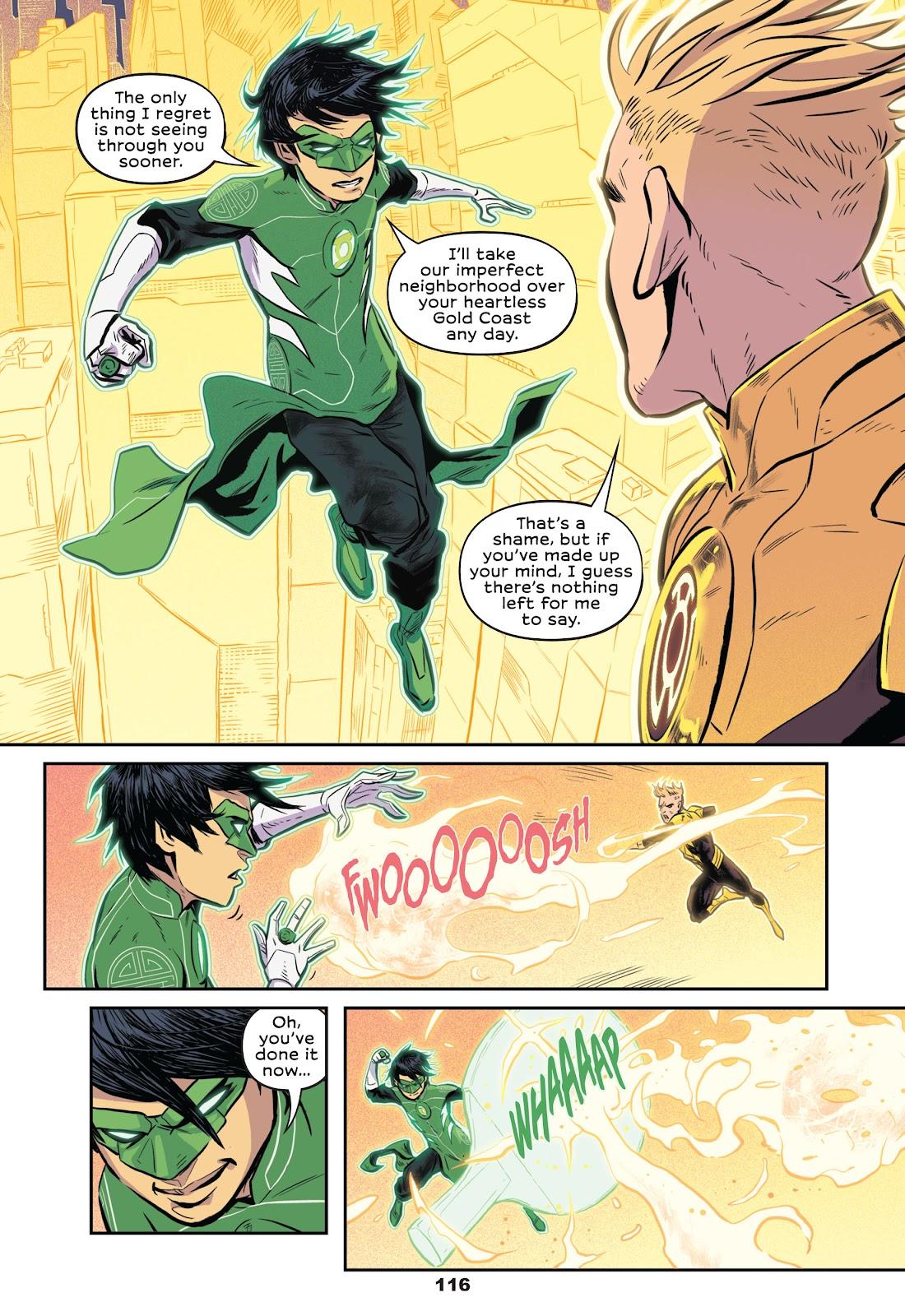 Read online Green Lantern: Legacy comic -  Issue # TPB - 114