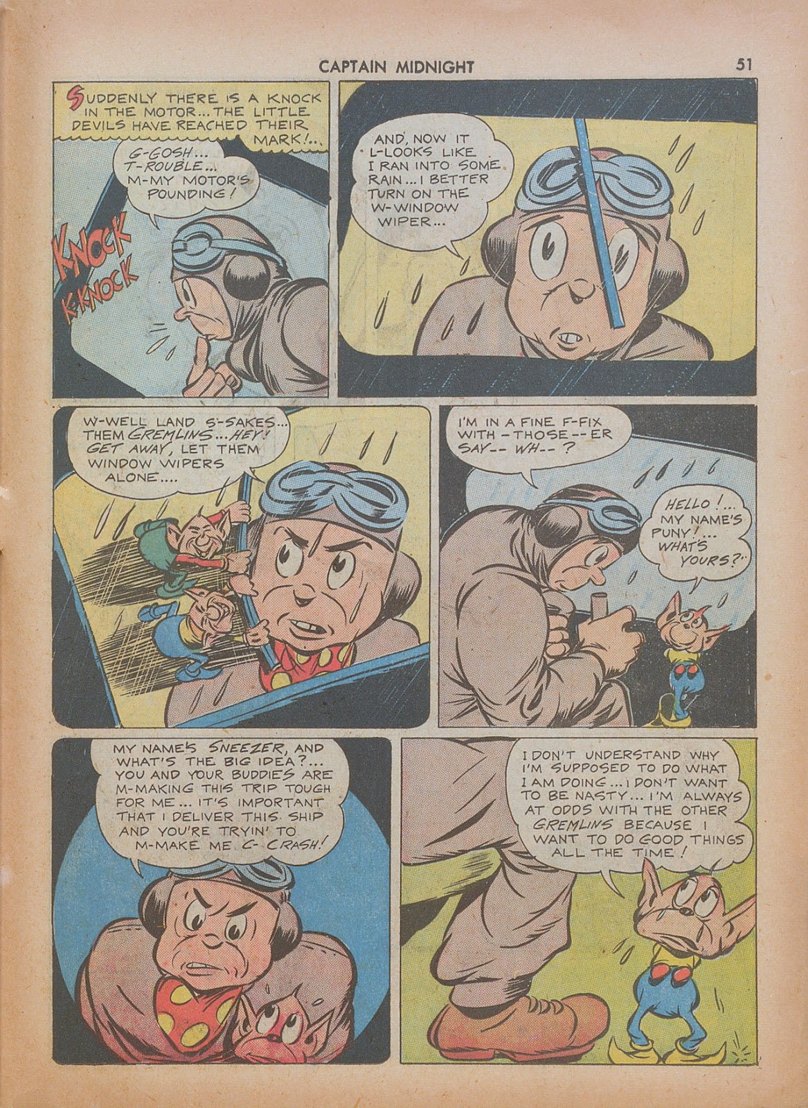 Captain Midnight (1942) issue 7 - Page 51