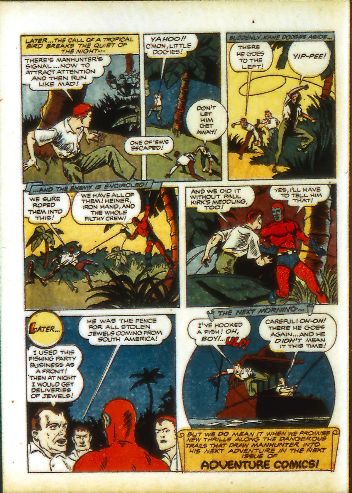 Read online Adventure Comics (1938) comic -  Issue #89 - 48