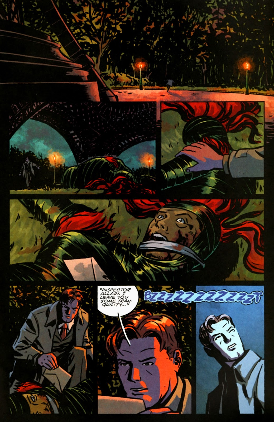 Read online Beware The Creeper (2003) comic -  Issue #5 - 19