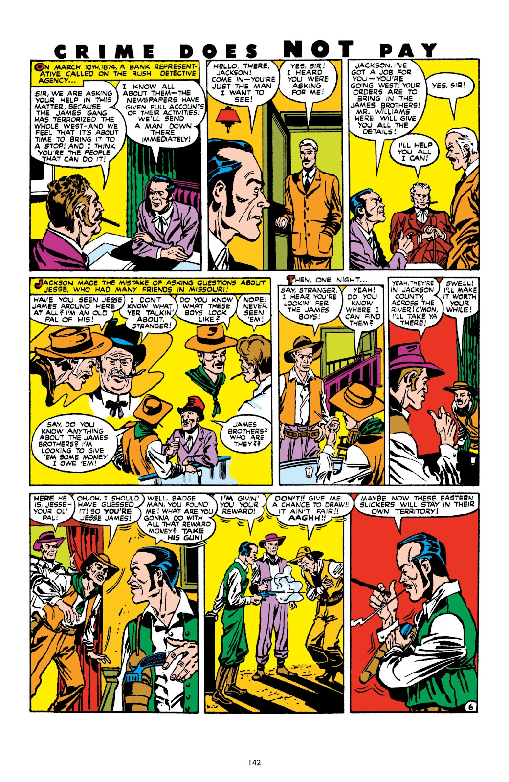 Read online Crime Does Not Pay Archives comic -  Issue # TPB 10 (Part 2) - 43