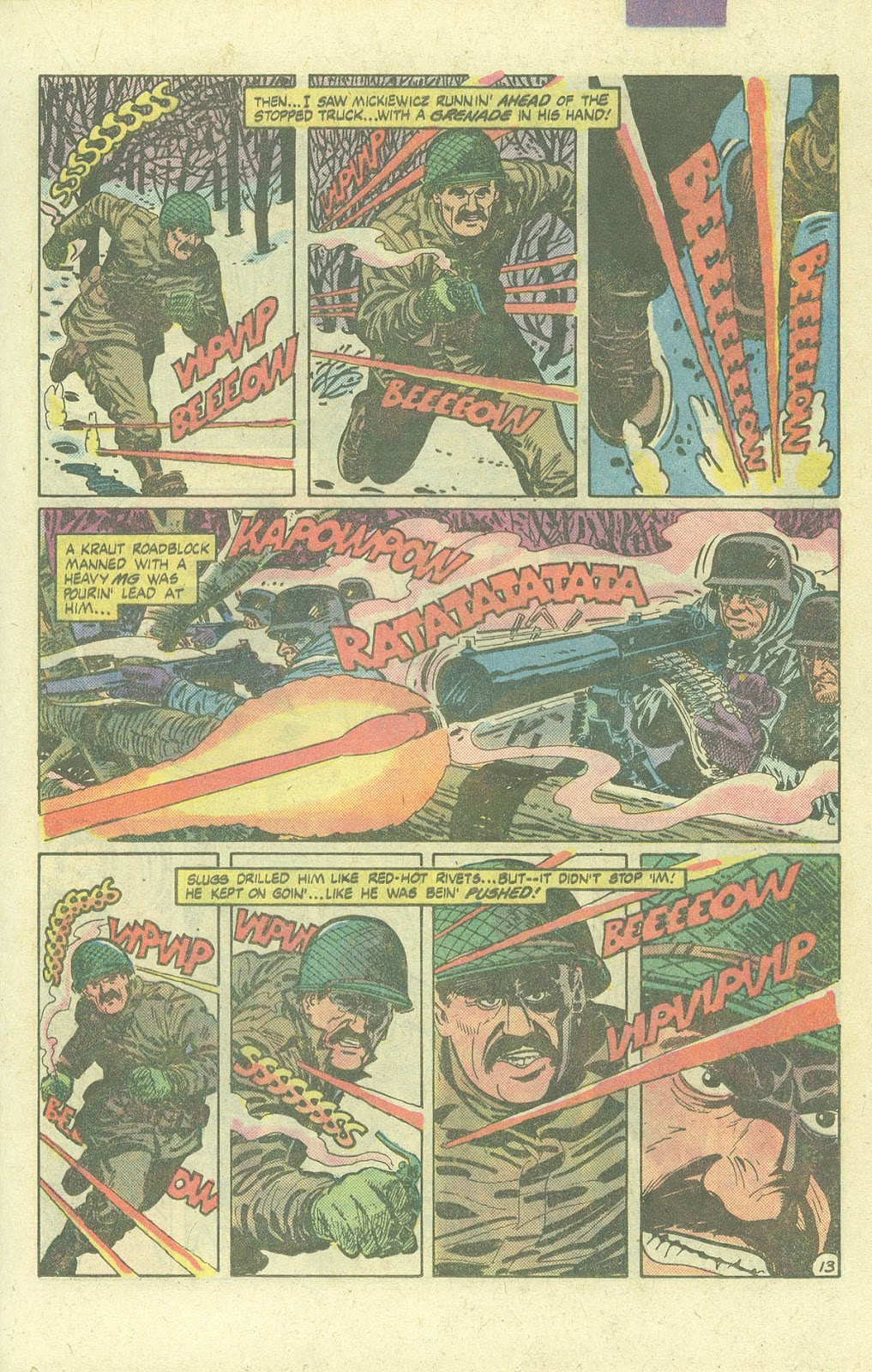 Sgt. Rock issue Annual 3 - Page 16
