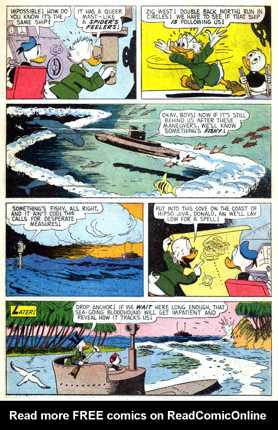 Read online Uncle Scrooge (1953) comic -  Issue #41 - 11