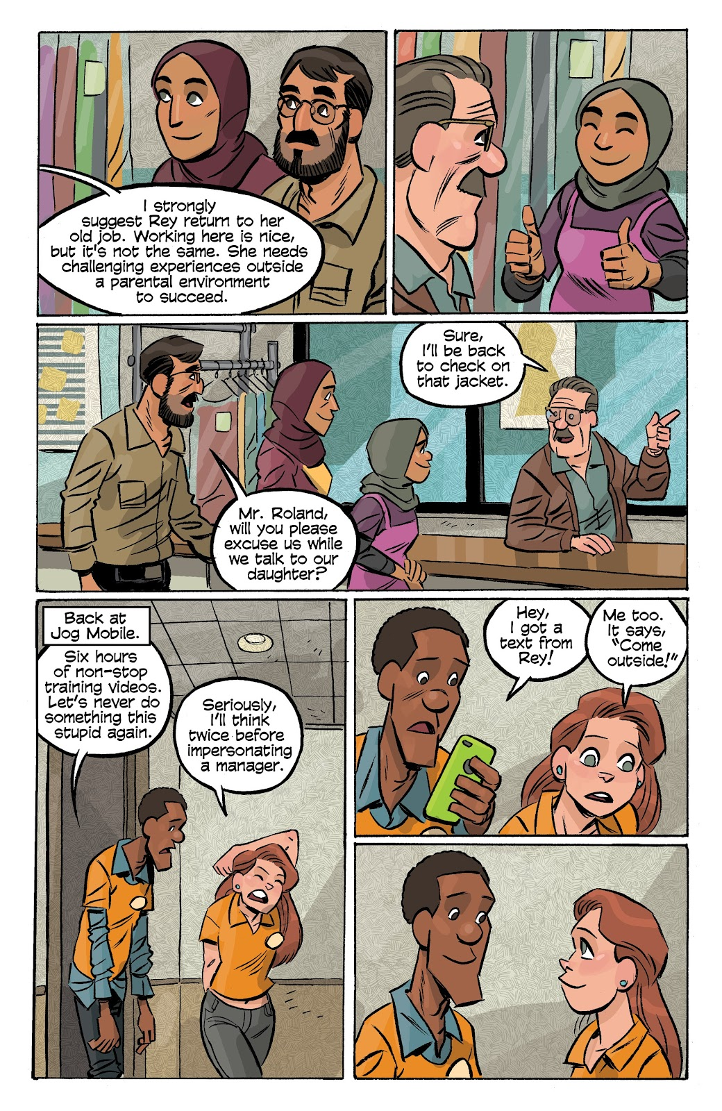 Read online Cellies comic -  Issue #7 - 23