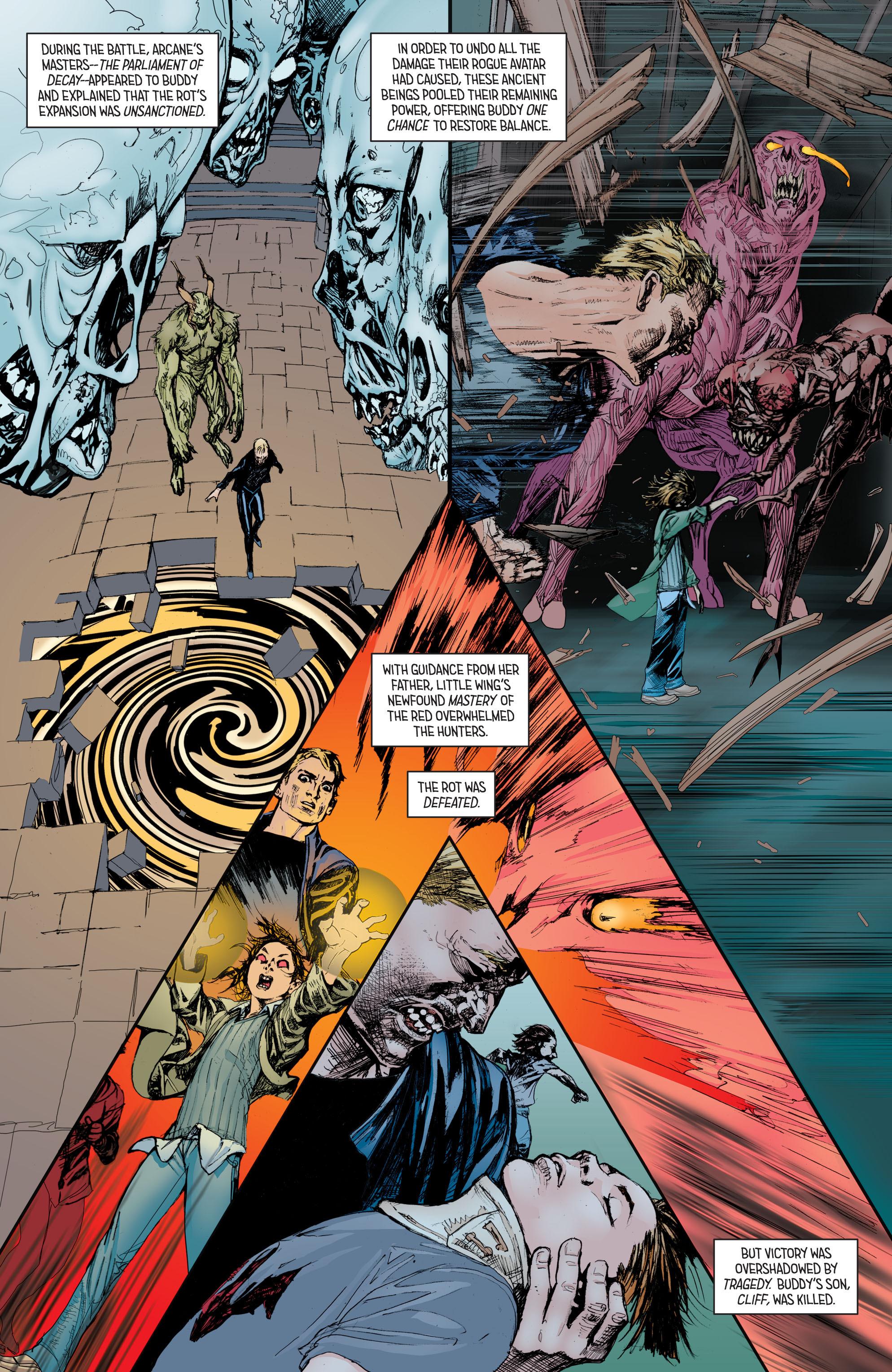 Read online Secret Origins (2014) comic -  Issue #8 - 16