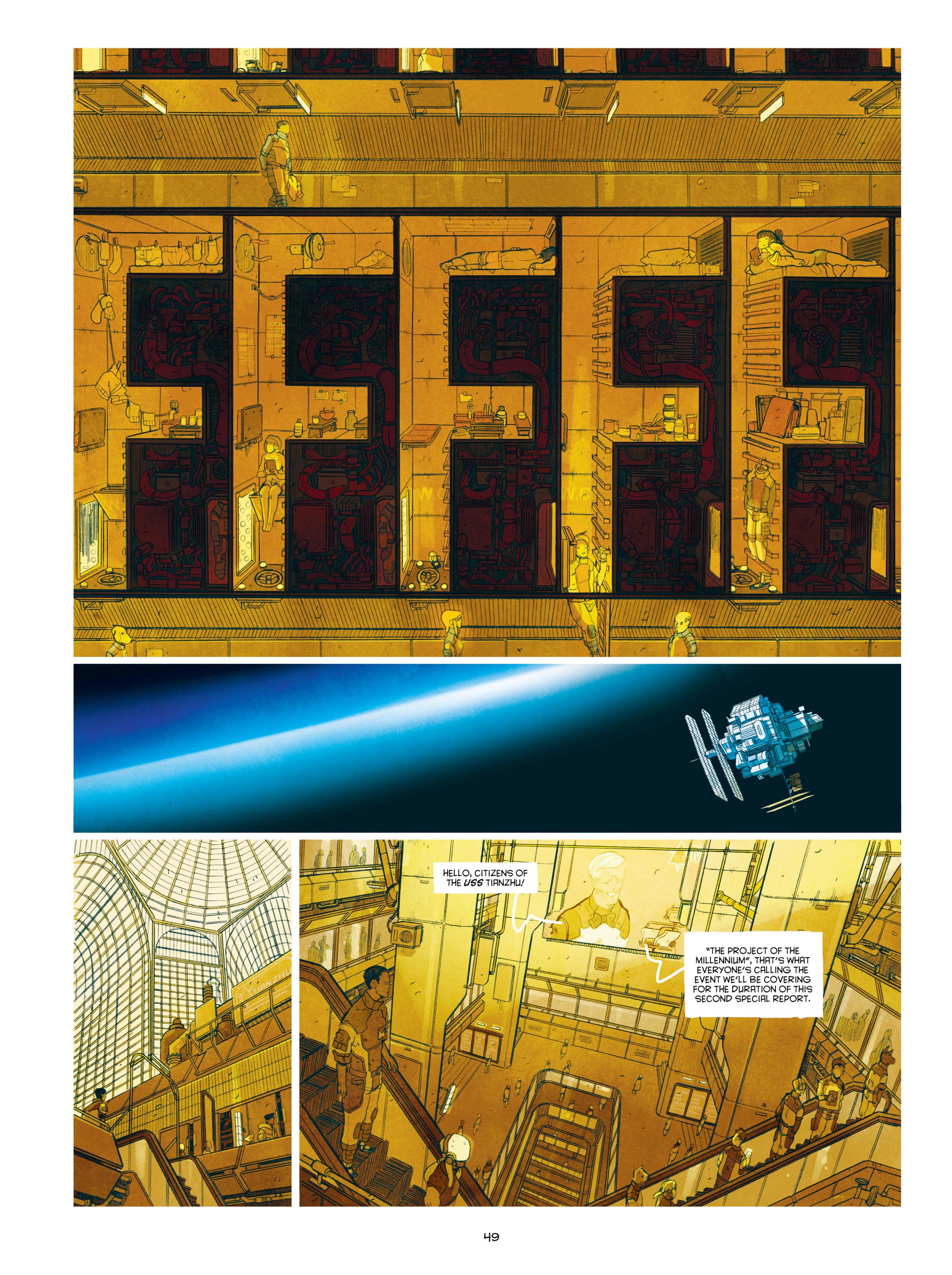 Read online Shangri-La comic -  Issue # Full - 51