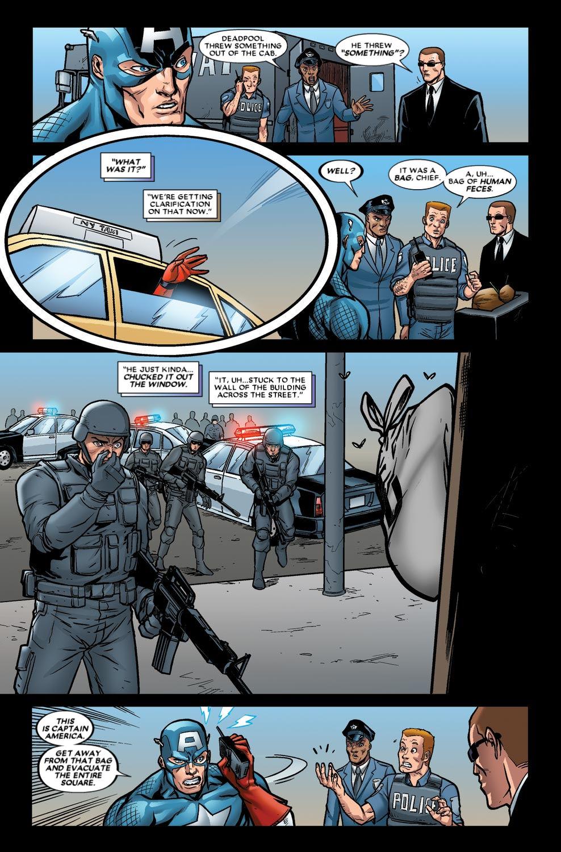 Read online Deadpool (2008) comic -  Issue #48 - 15
