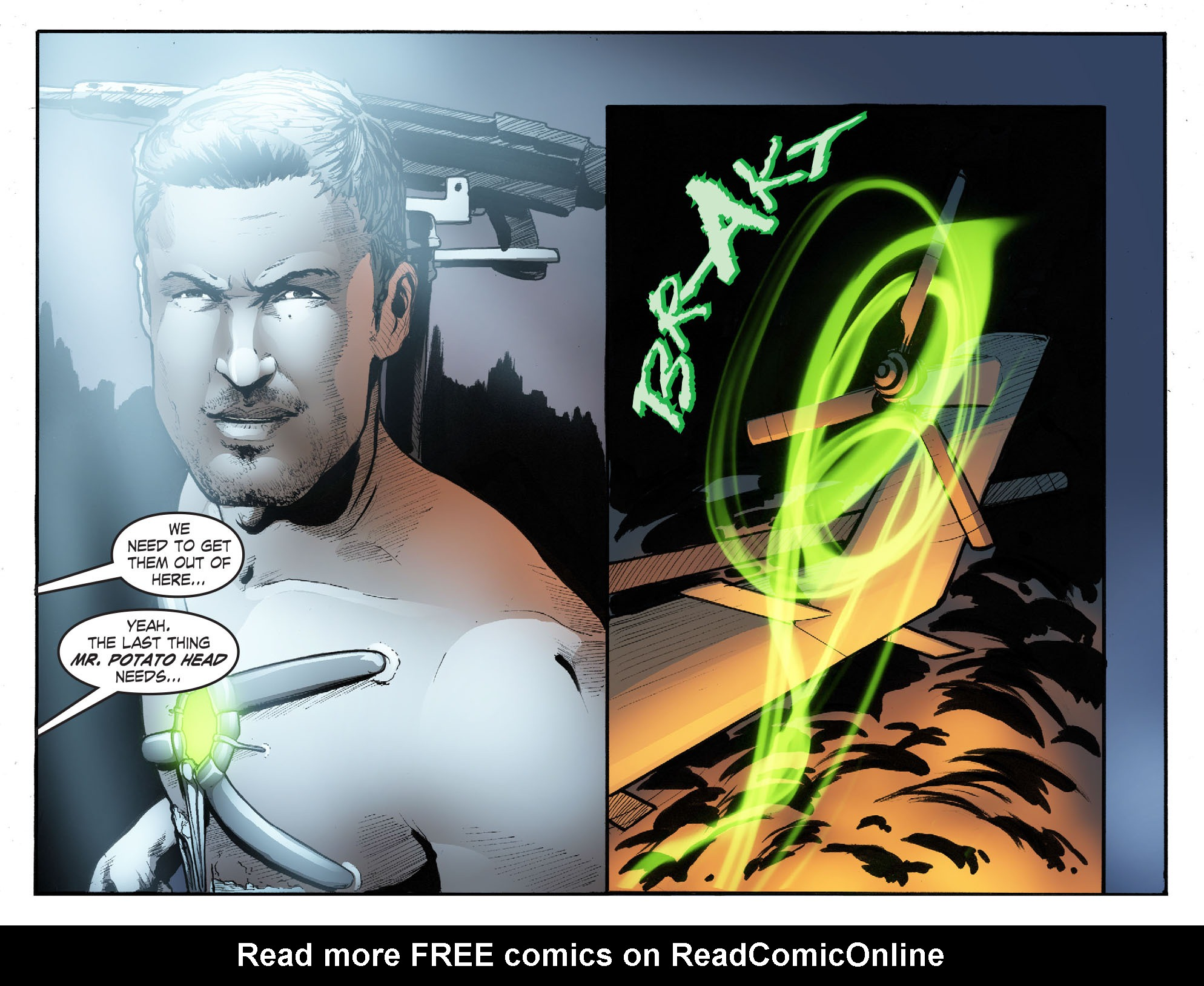 Read online Smallville: Season 11 comic -  Issue #50 - 5