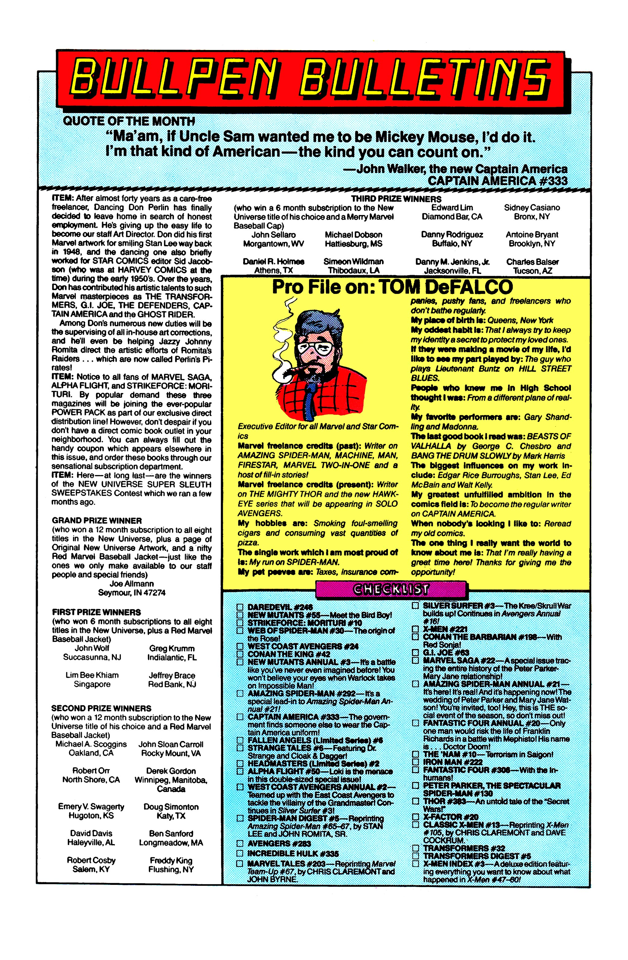 Read online Uncanny X-Men (1963) comic -  Issue #221 - 22
