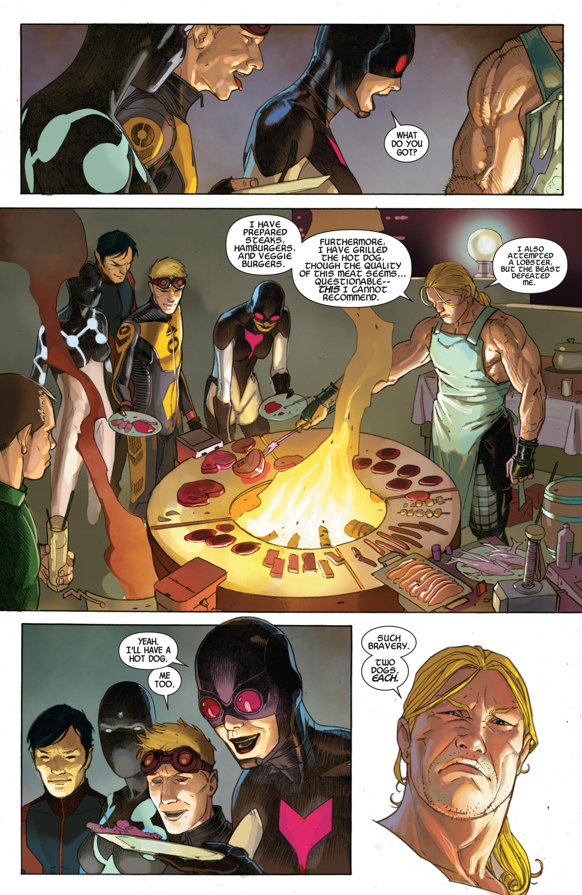 Read online Avengers (2013) comic -  Issue #Avengers (2013) _TPB 5 - 13