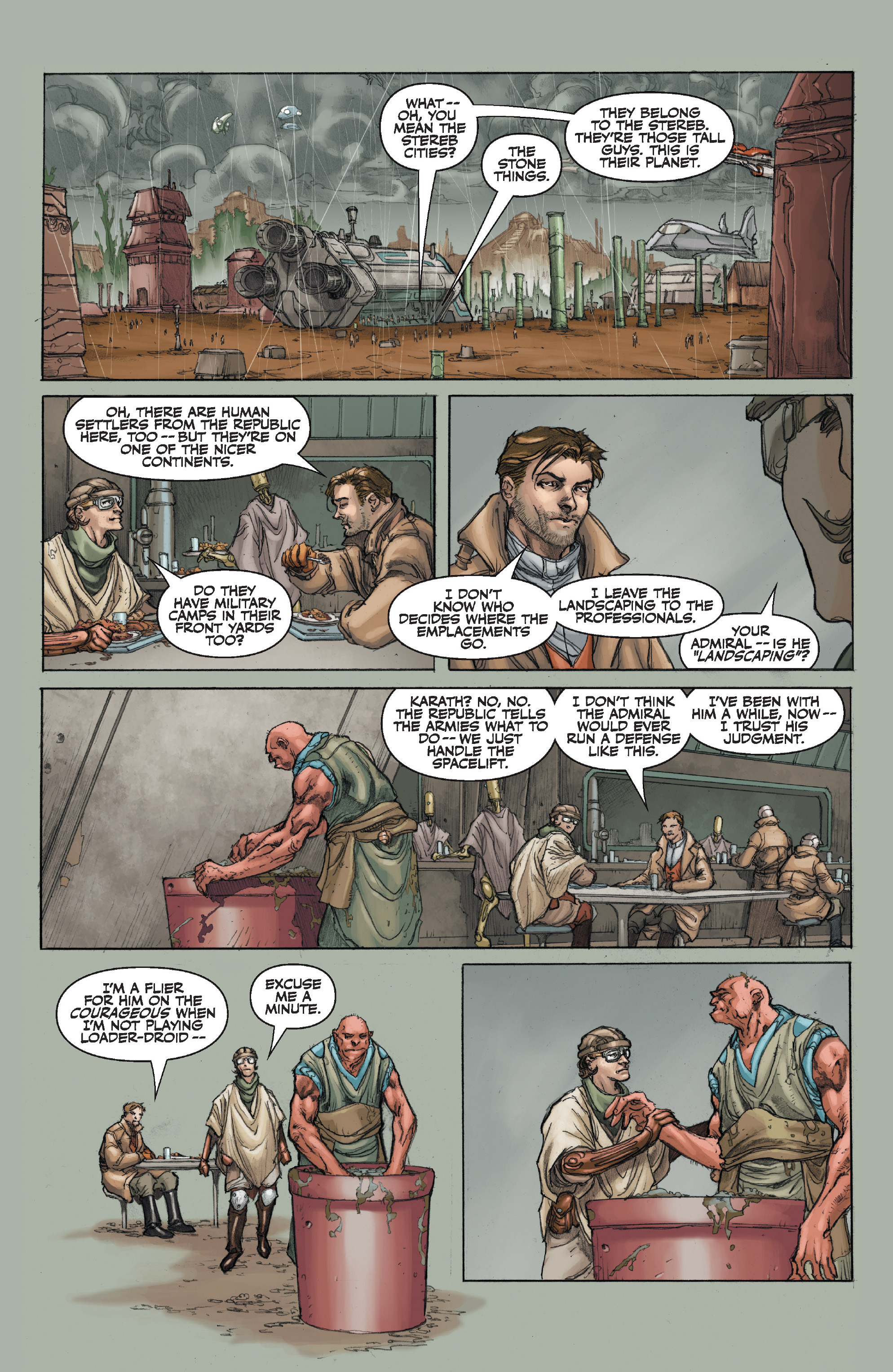 Read online Star Wars Omnibus comic -  Issue # Vol. 29 - 309