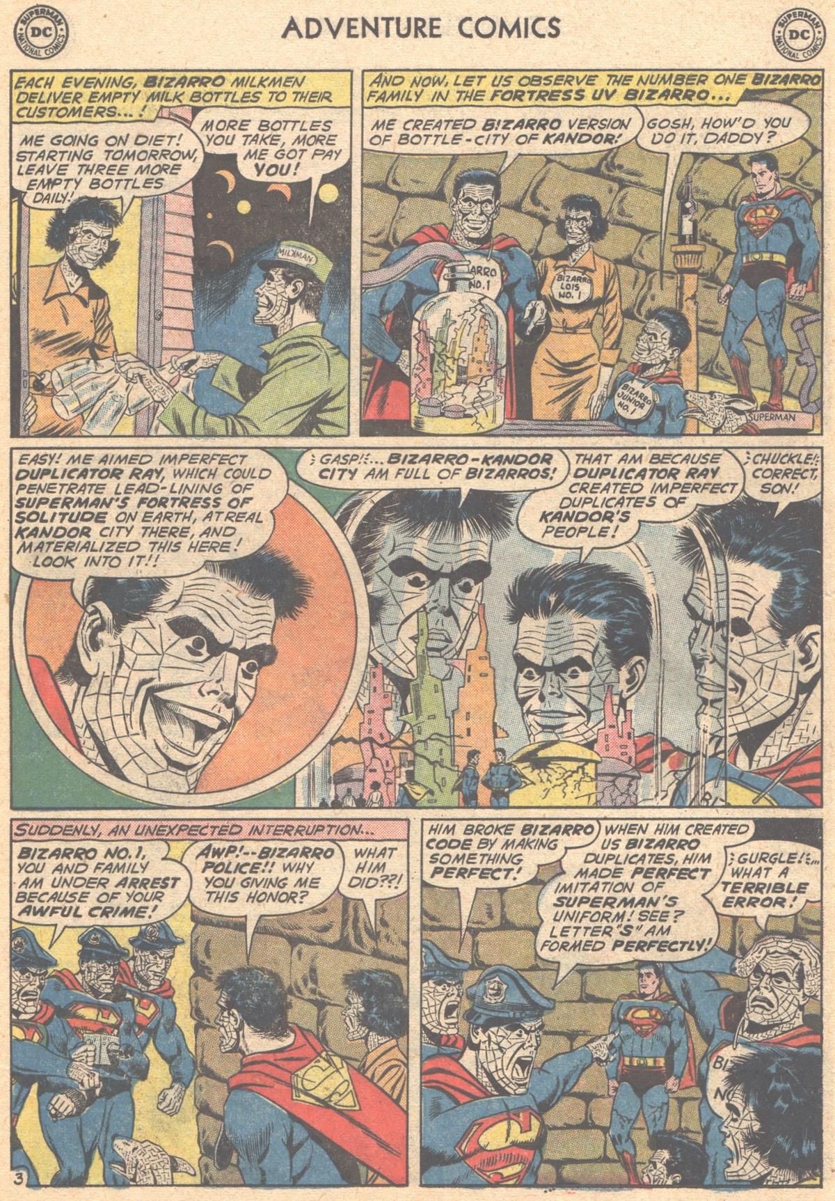 Read online Adventure Comics (1938) comic -  Issue #293 - 22
