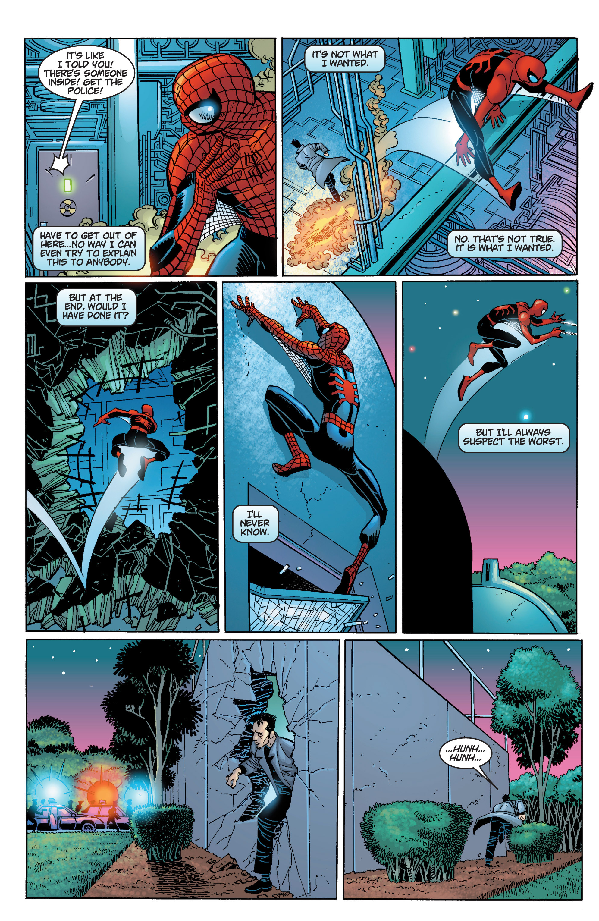 The Amazing Spider-Man (1999) 35 Page 13