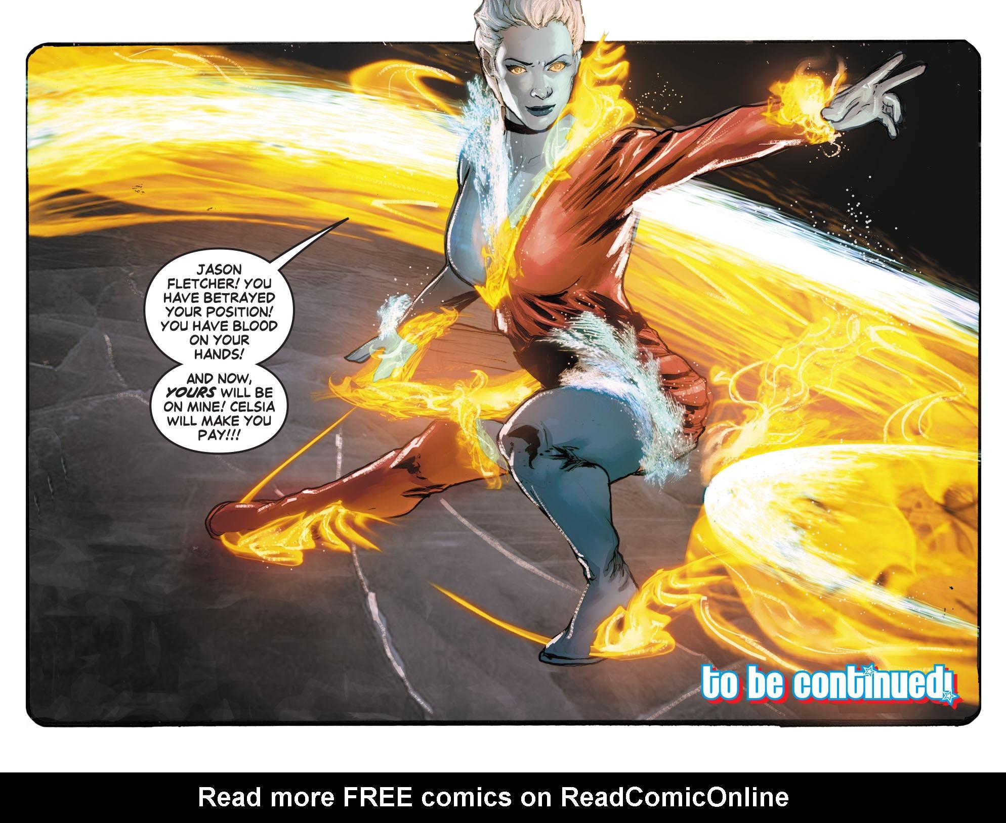 Read online Wonder Woman '77 [I] comic -  Issue #10 - 22