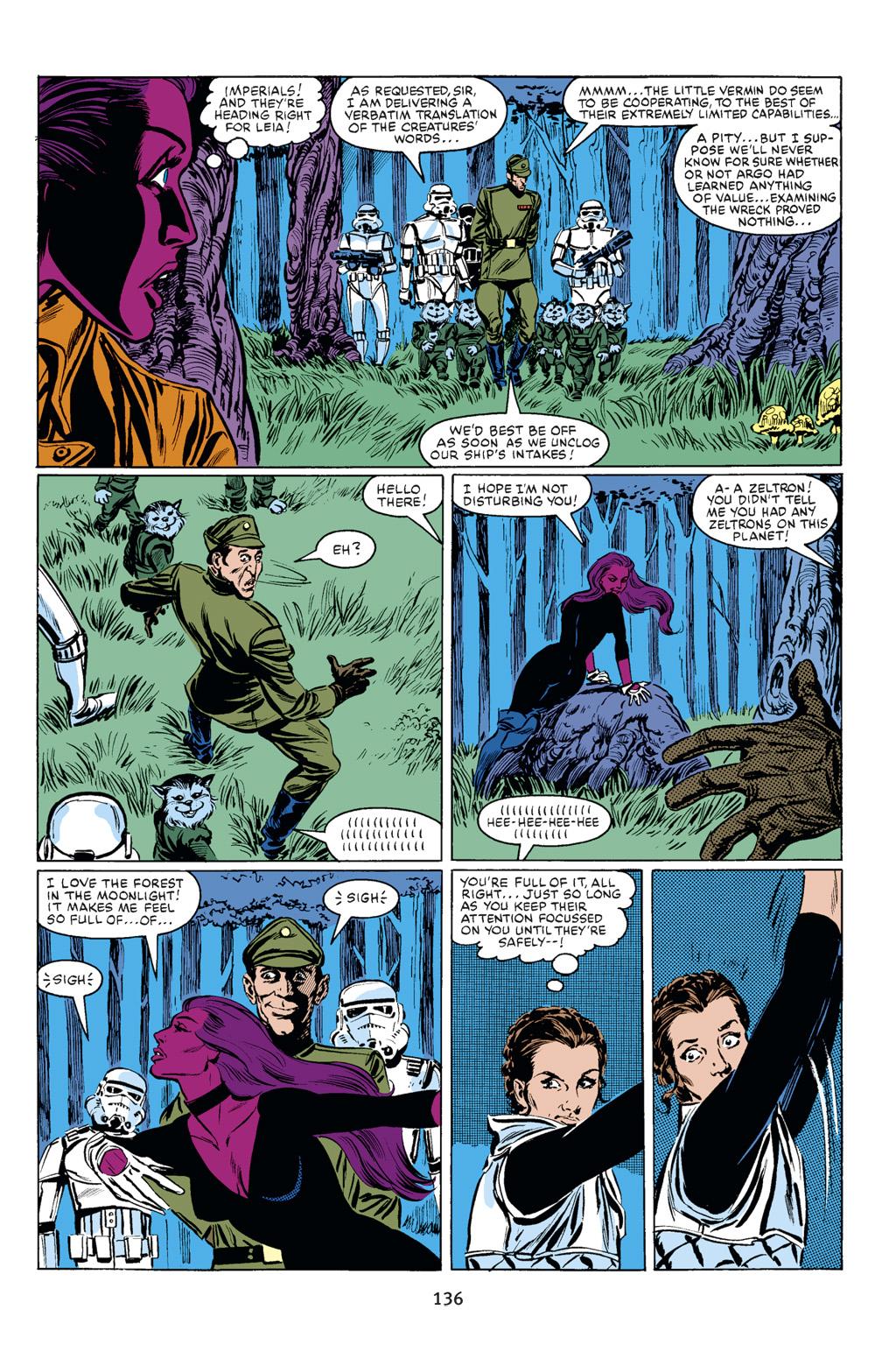 Read online Star Wars Omnibus comic -  Issue # Vol. 18 - 126