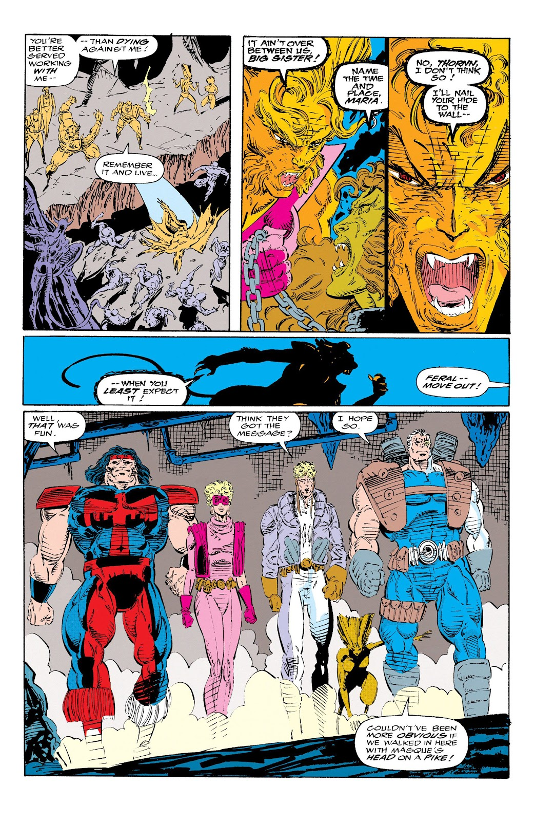 X-Force (1991) Issue #11 #16 - English 5