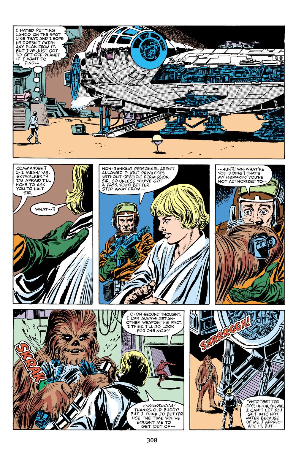 Read online Star Wars Omnibus comic -  Issue # Vol. 16 - 303