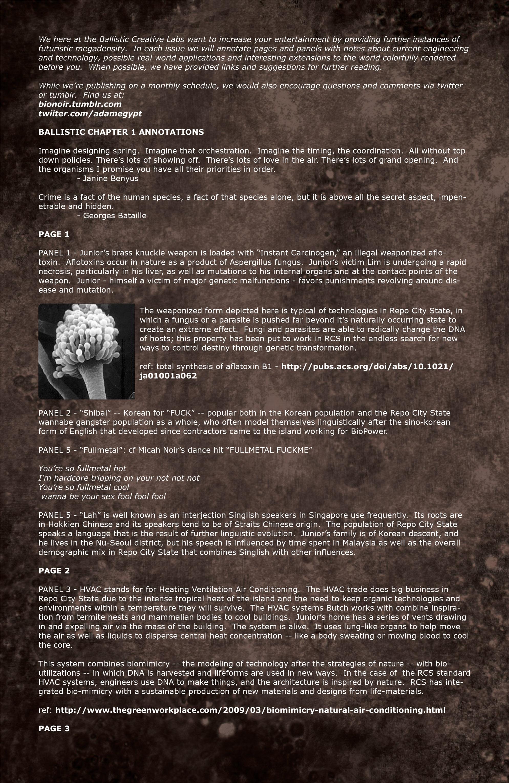 Read online Ballistic (2013) comic -  Issue #1 - 28