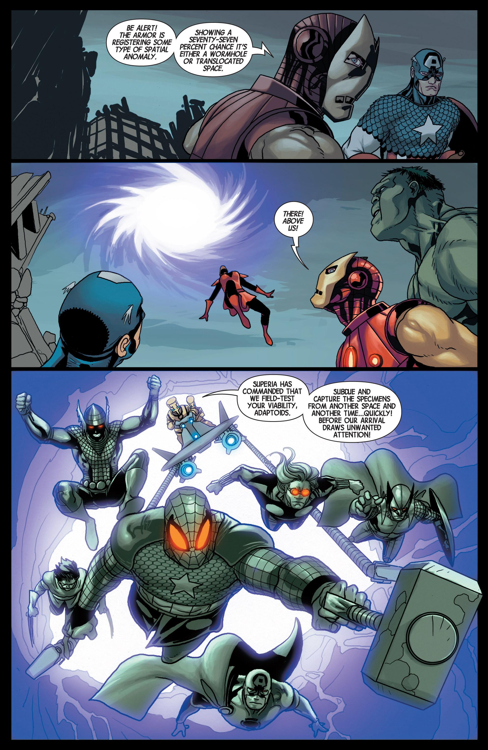 Read online Avengers (2013) comic -  Issue #Avengers (2013) _TPB 5 - 73