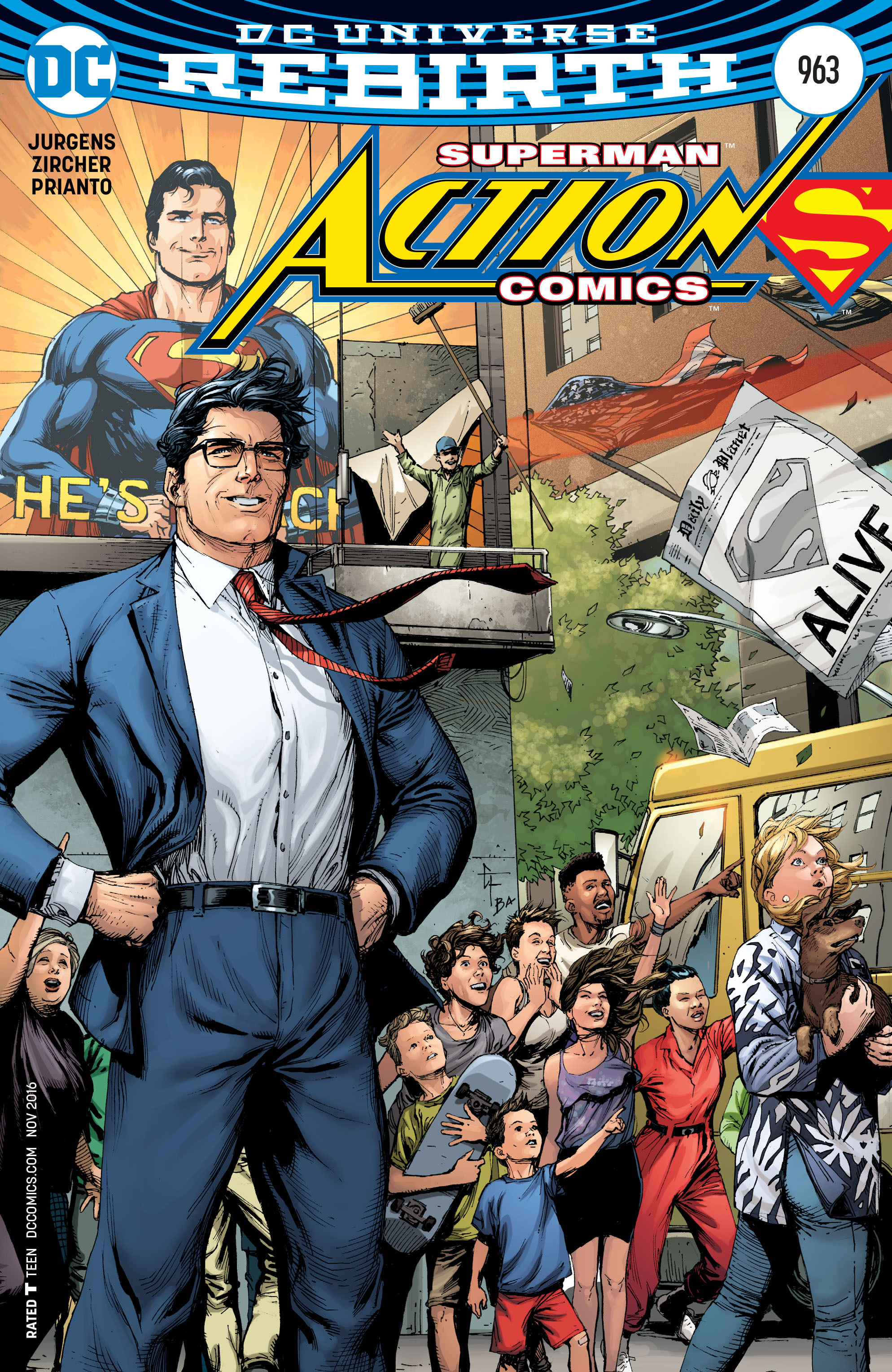 Read online Action Comics (2016) comic -  Issue #963 - 3
