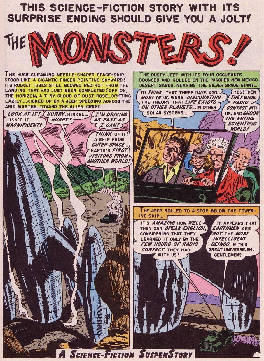 Read online Shock SuspenStories comic -  Issue #1 - 19