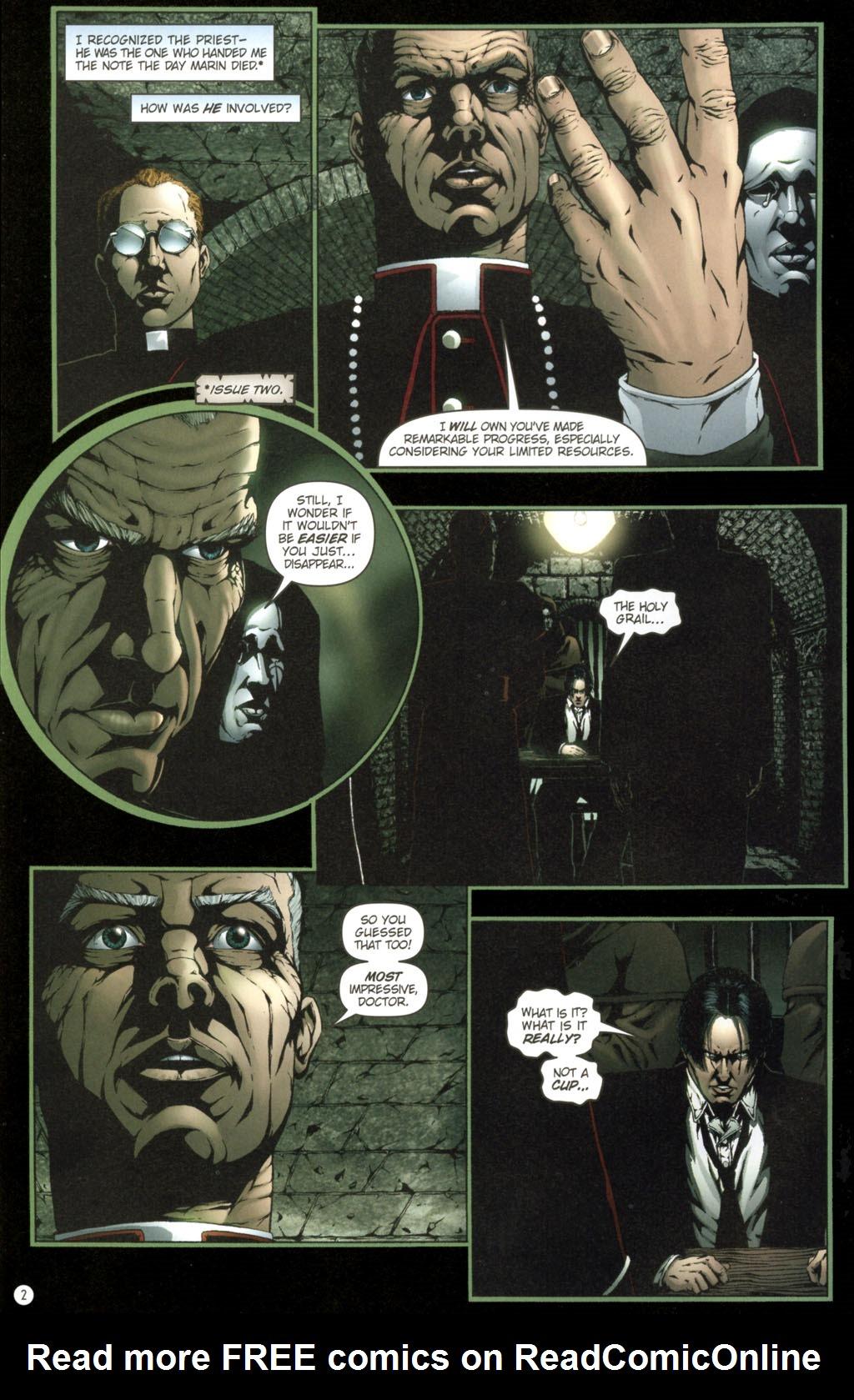 Read online Rex Mundi comic -  Issue #11 - 6