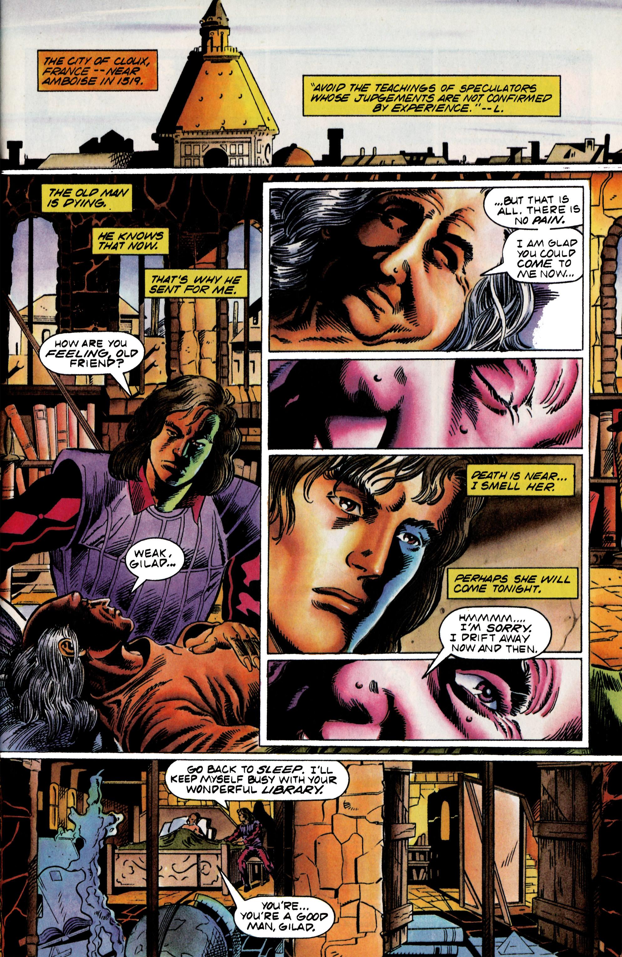 Read online Eternal Warrior (1992) comic -  Issue #21 - 2