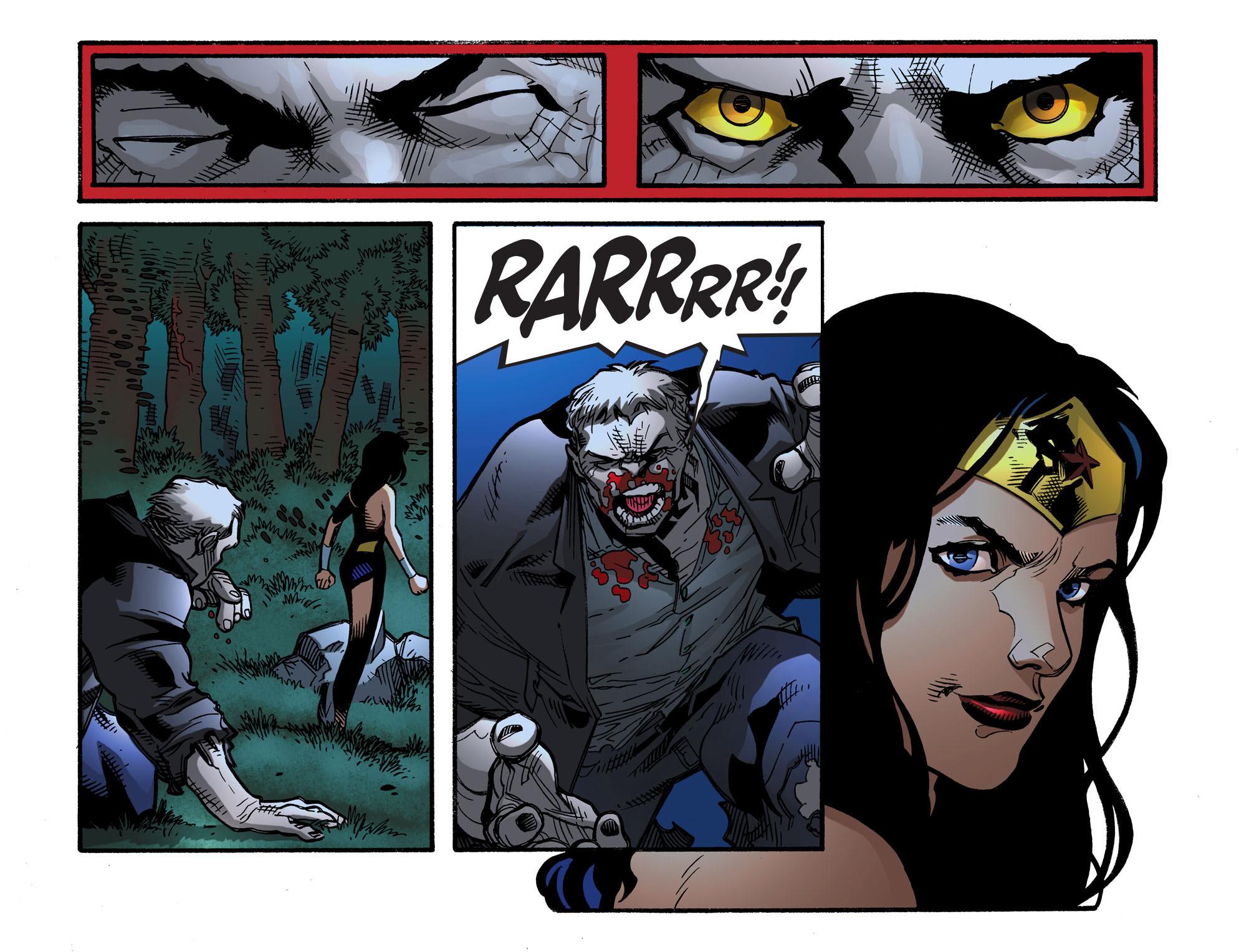 Read online Sensation Comics Featuring Wonder Woman comic -  Issue #38 - 20