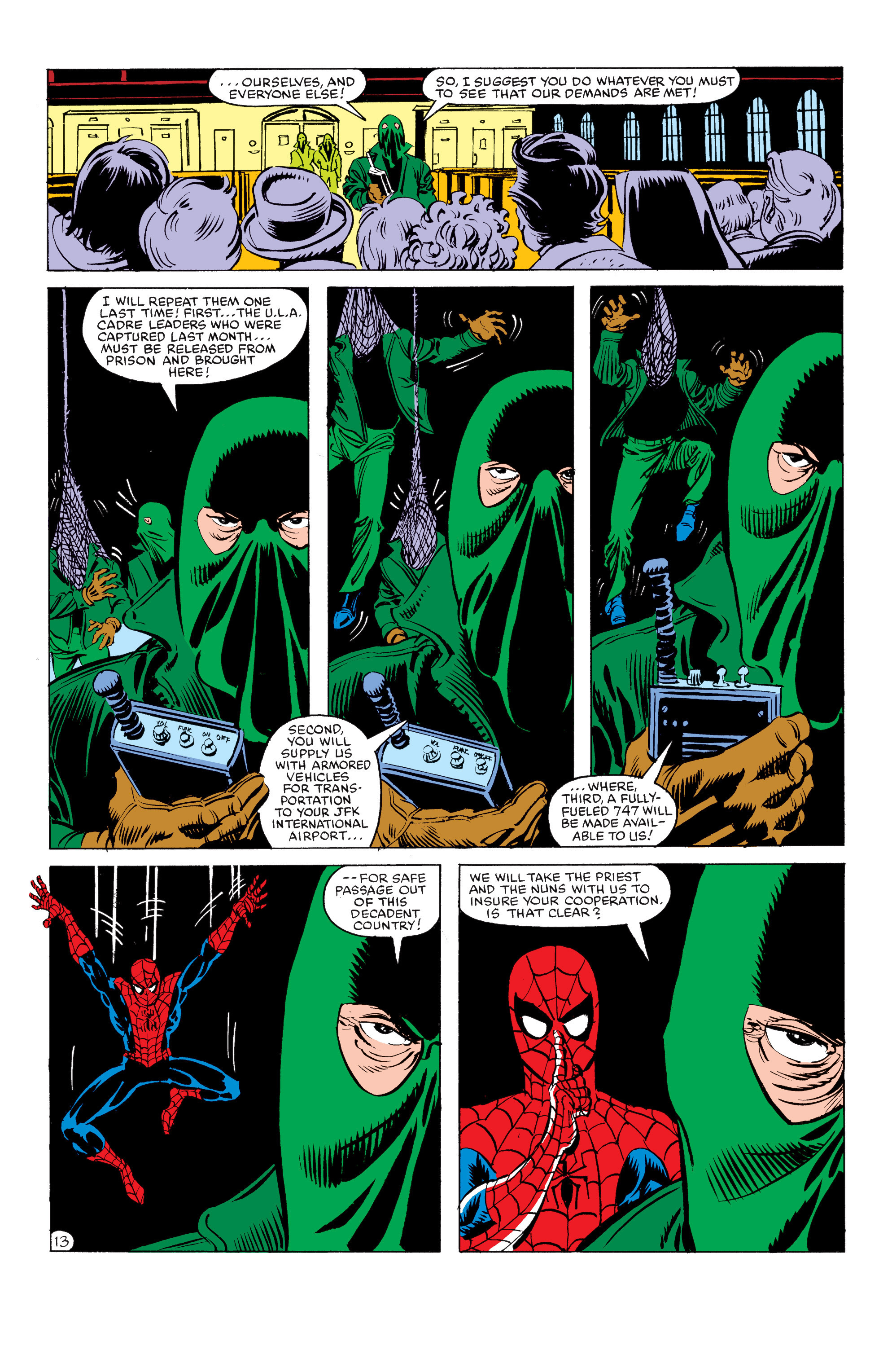 The Amazing Spider-Man (1963) 243 Page 13