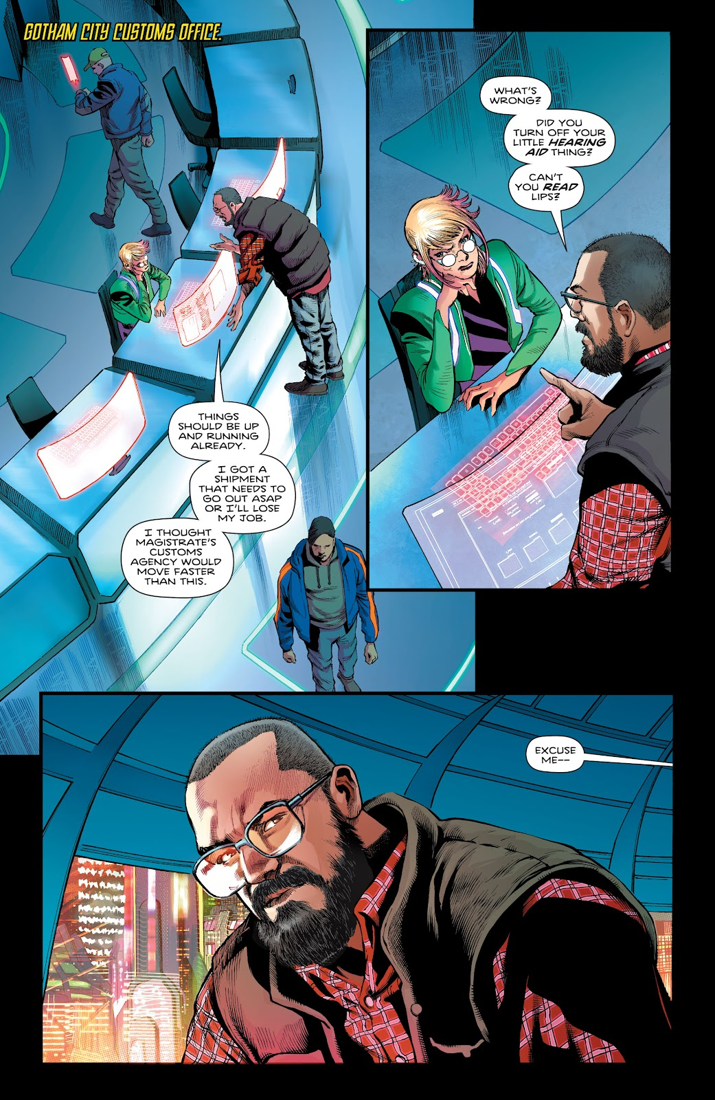 Future State: Robin Eternal issue 1 - Page 12