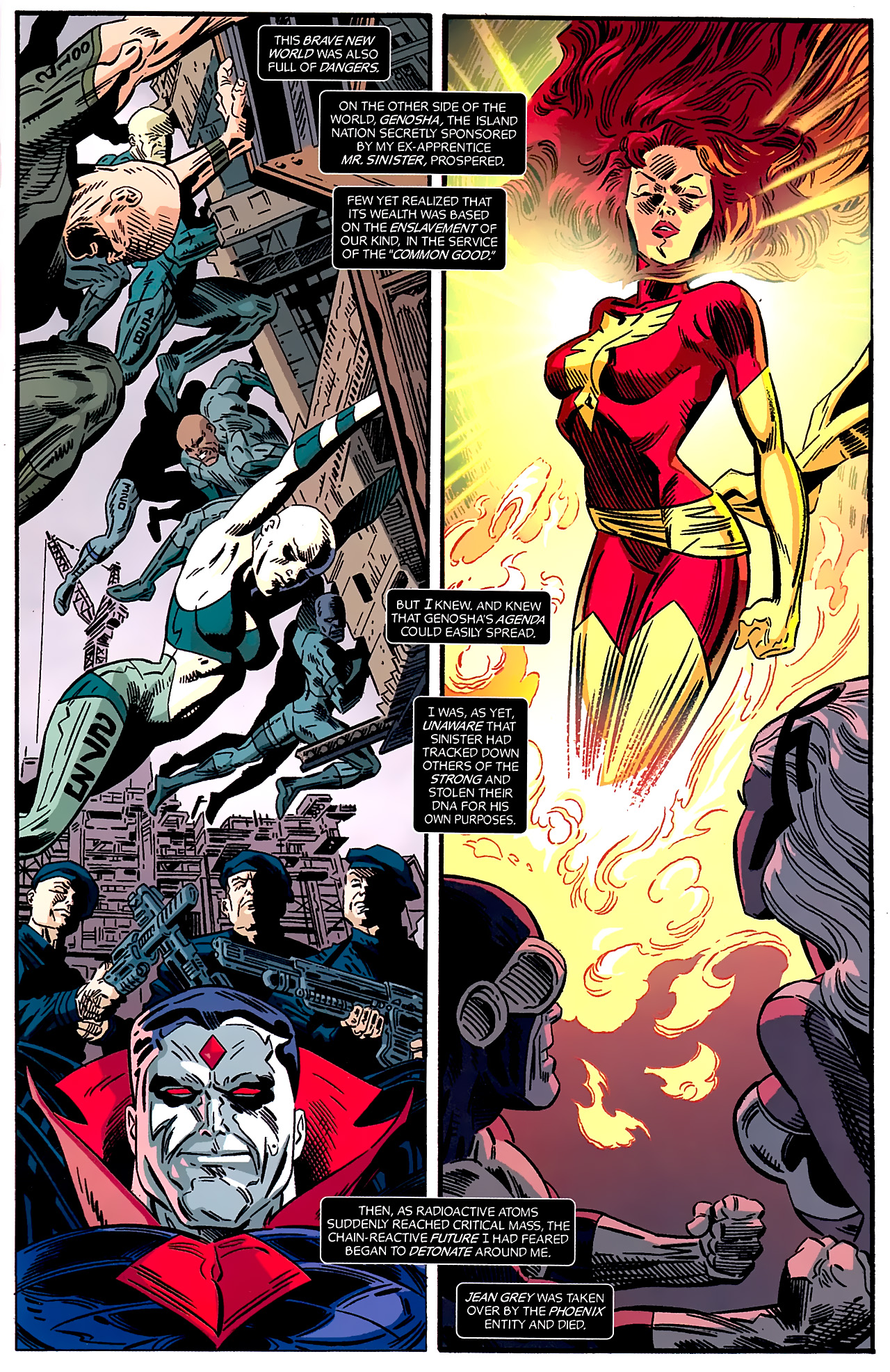 Read online X-Factor Forever comic -  Issue #5 - 21