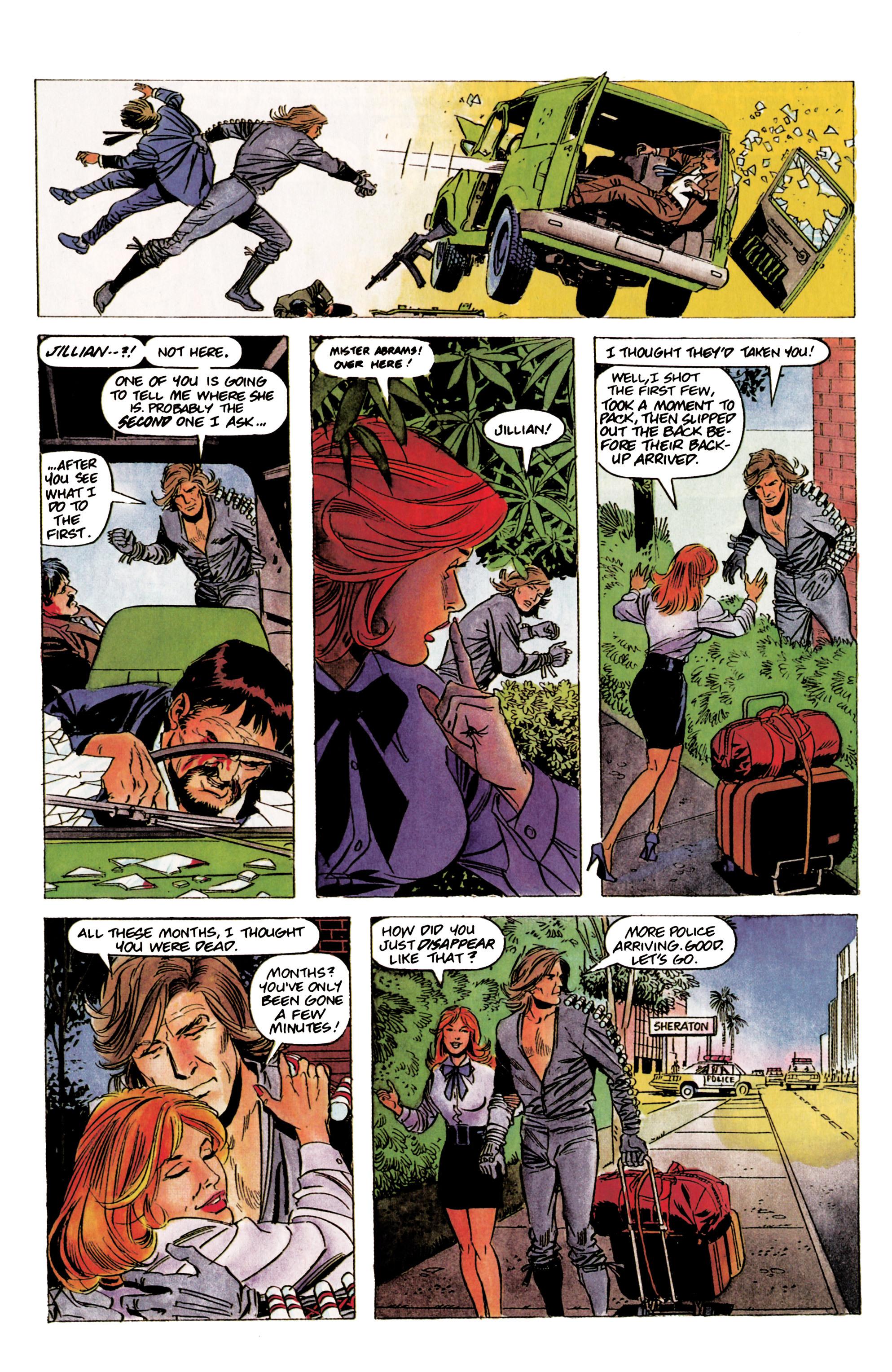 Read online Eternal Warrior (1992) comic -  Issue #3 - 6