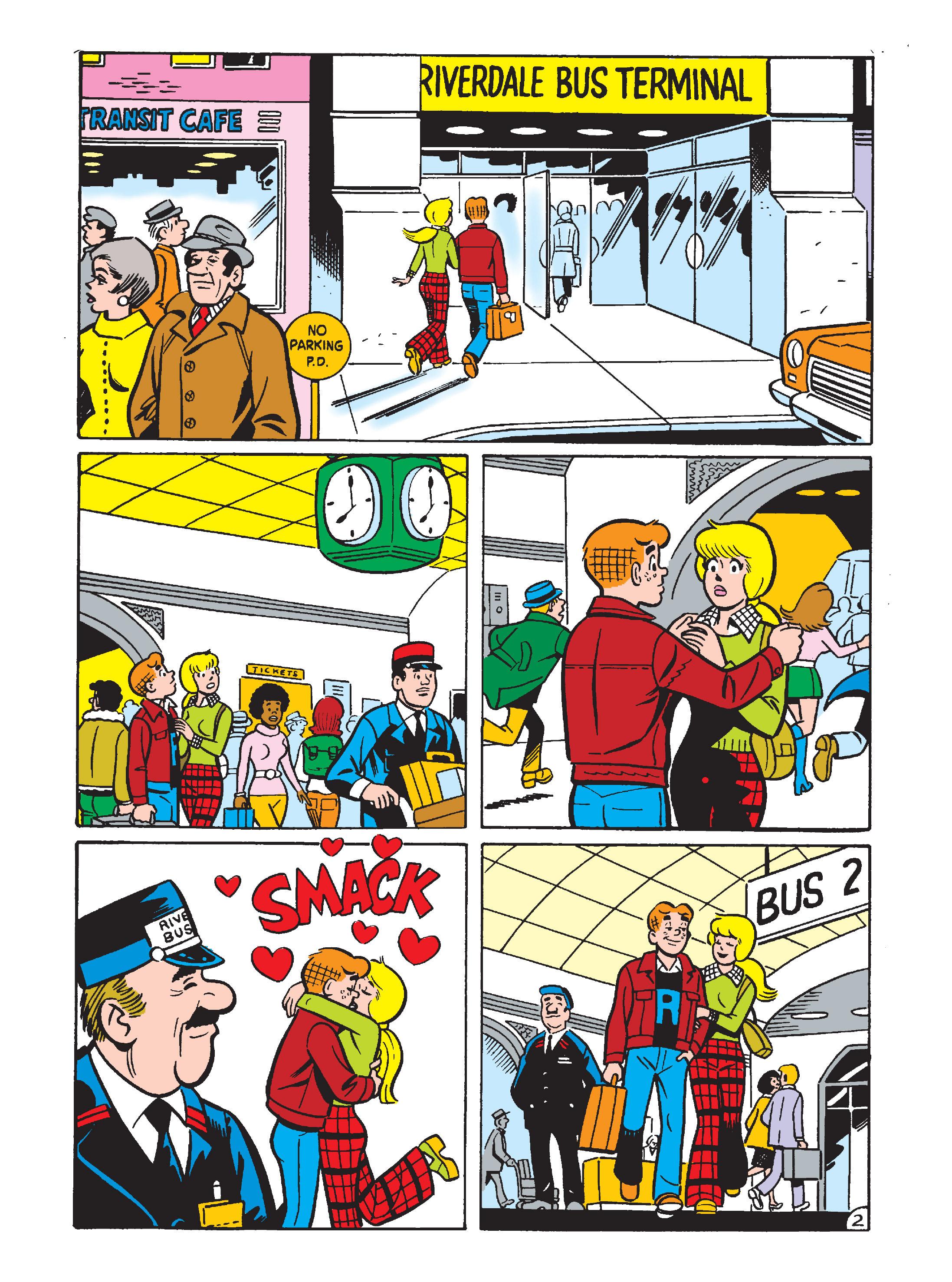 Read online Archie 1000 Page Comics Bonanza comic -  Issue #2 (Part 2) - 152