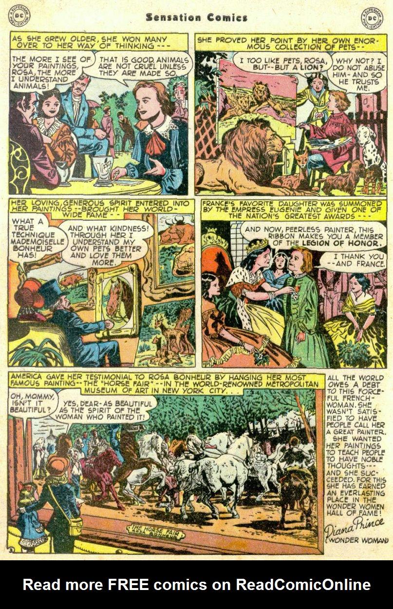 Read online Sensation (Mystery) Comics comic -  Issue #75 - 39