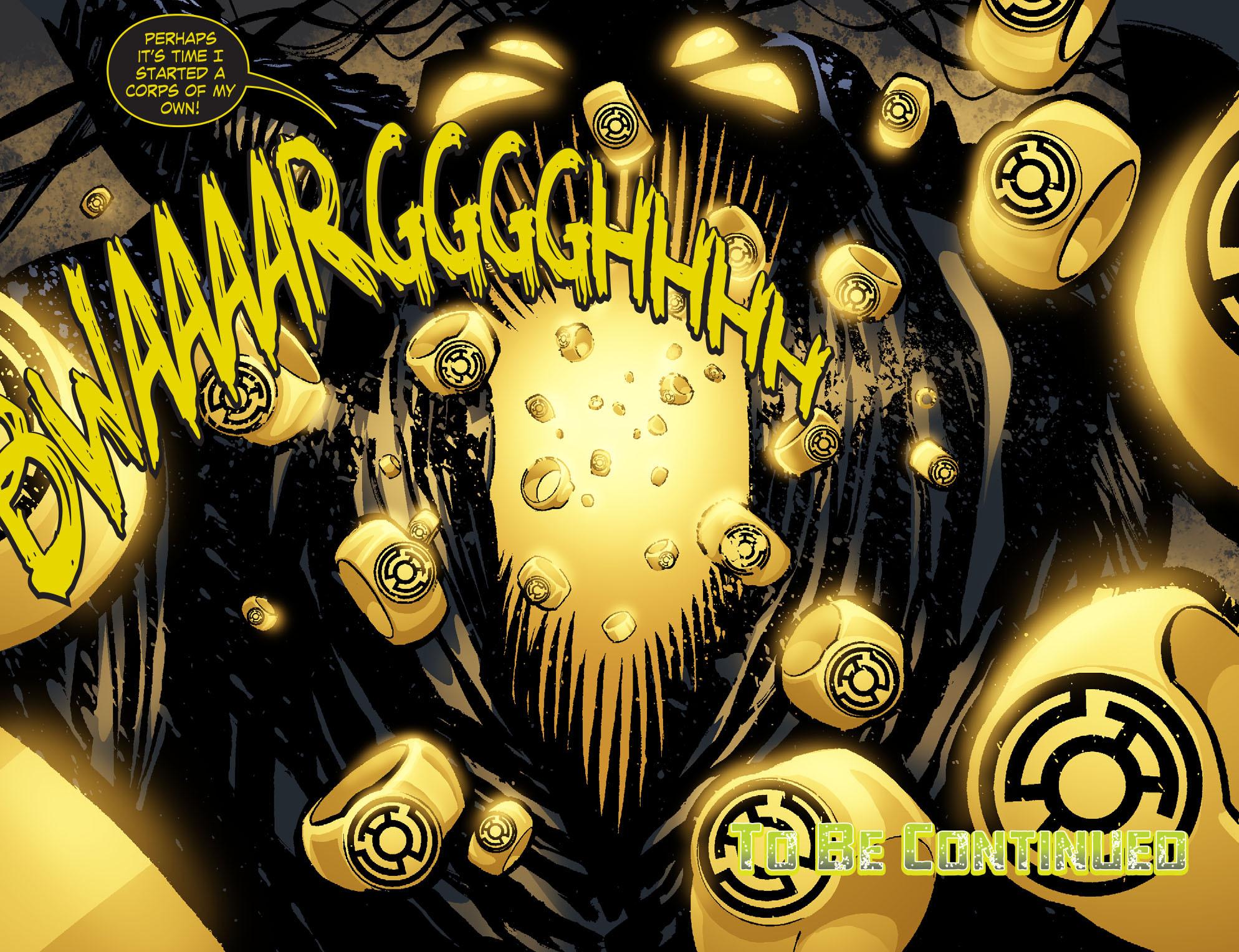 Read online Smallville: Lantern [I] comic -  Issue #6 - 22