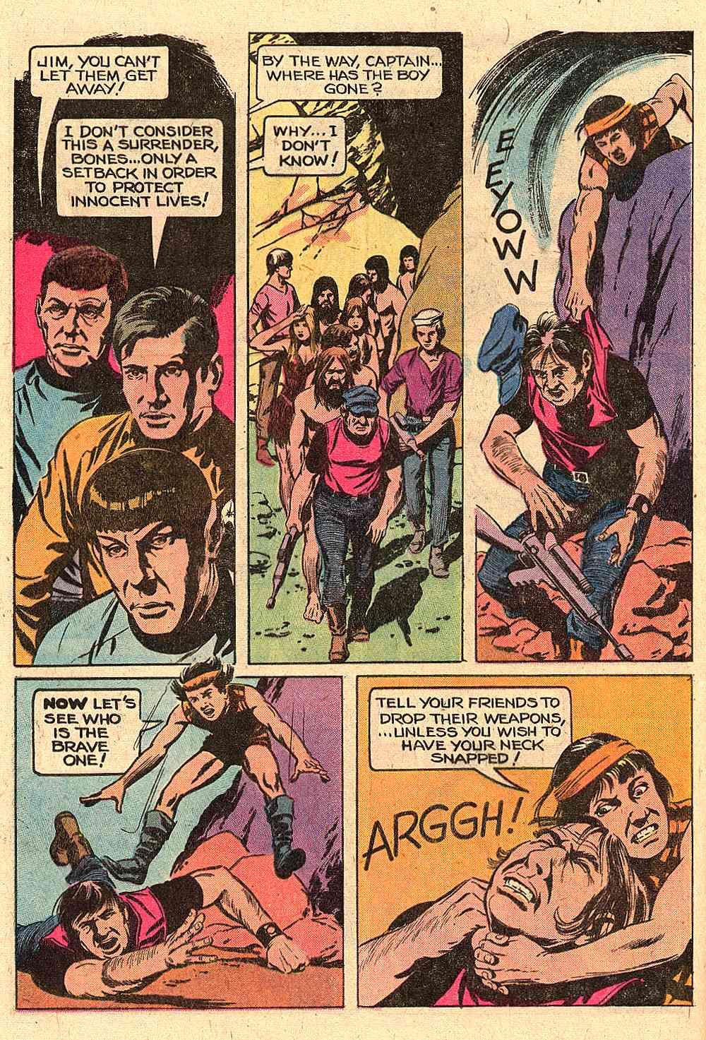 Star Trek (1967) issue 52 - Page 23