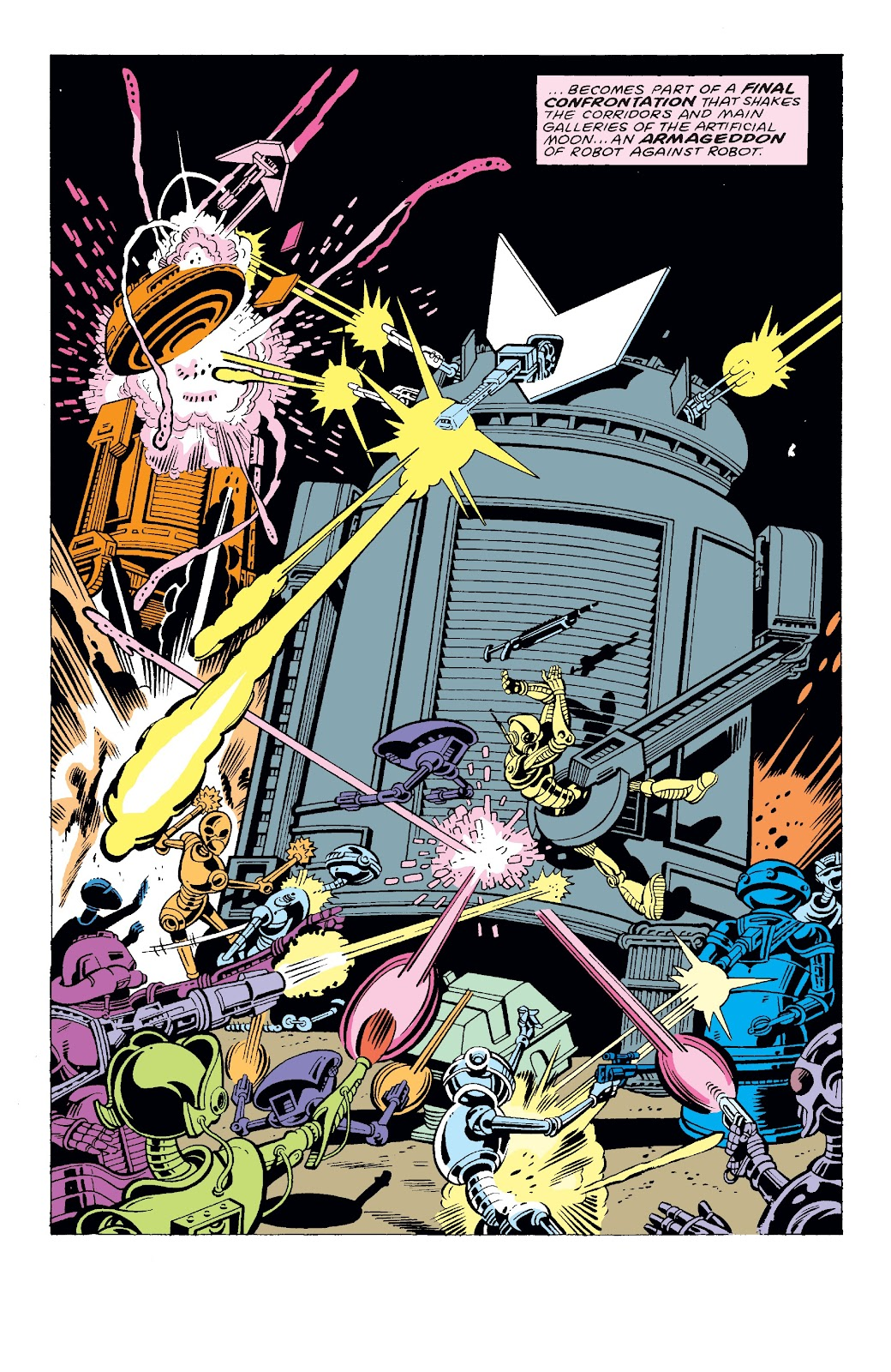 Read online Star Wars Legends: The Original Marvel Years - Epic Collection comic -  Issue # TPB 3 (Part 2) - 79