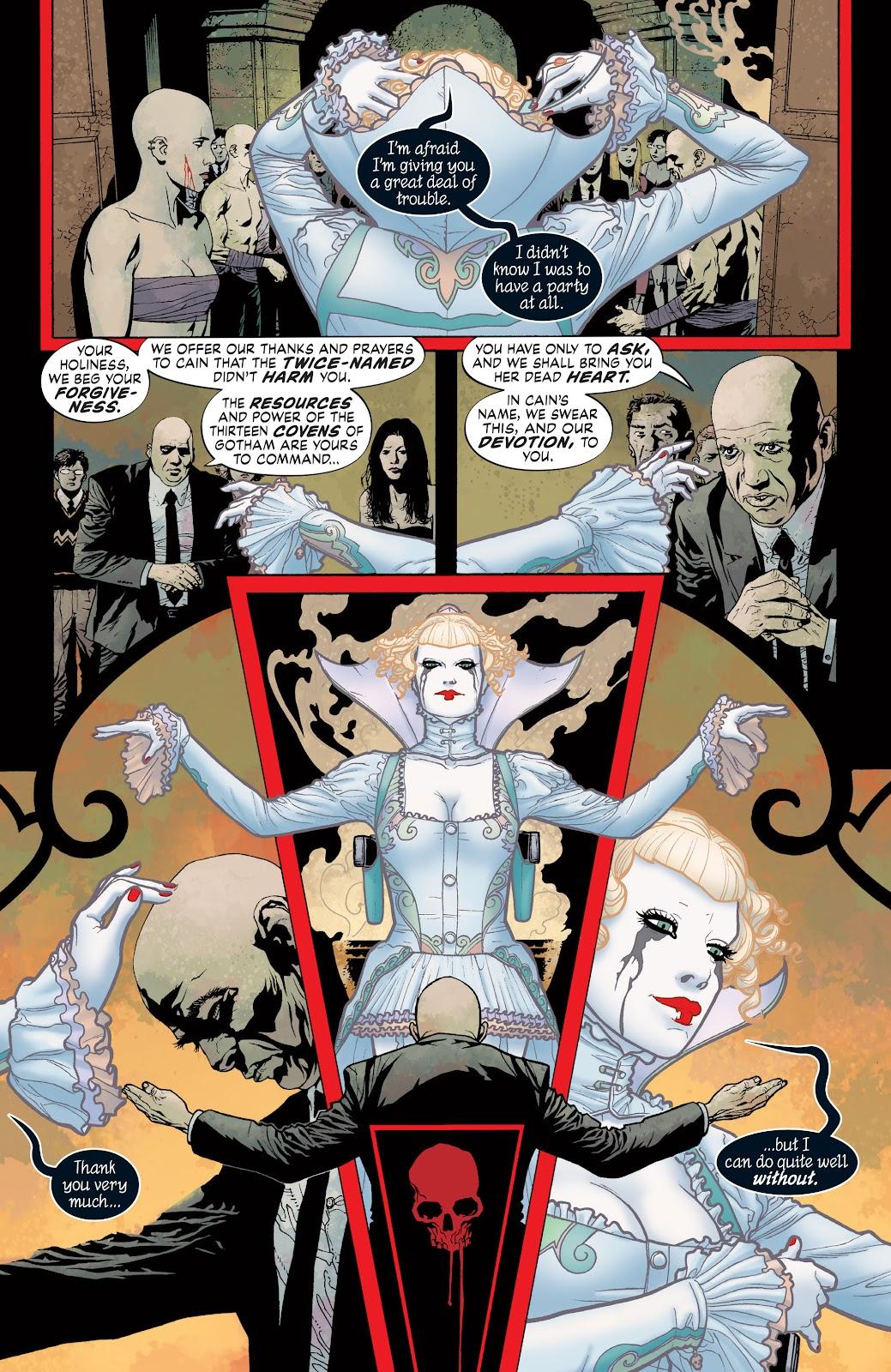 Read online Detective Comics (1937) comic -  Issue # _TPB Batwoman - Elegy (Part 1) - 39