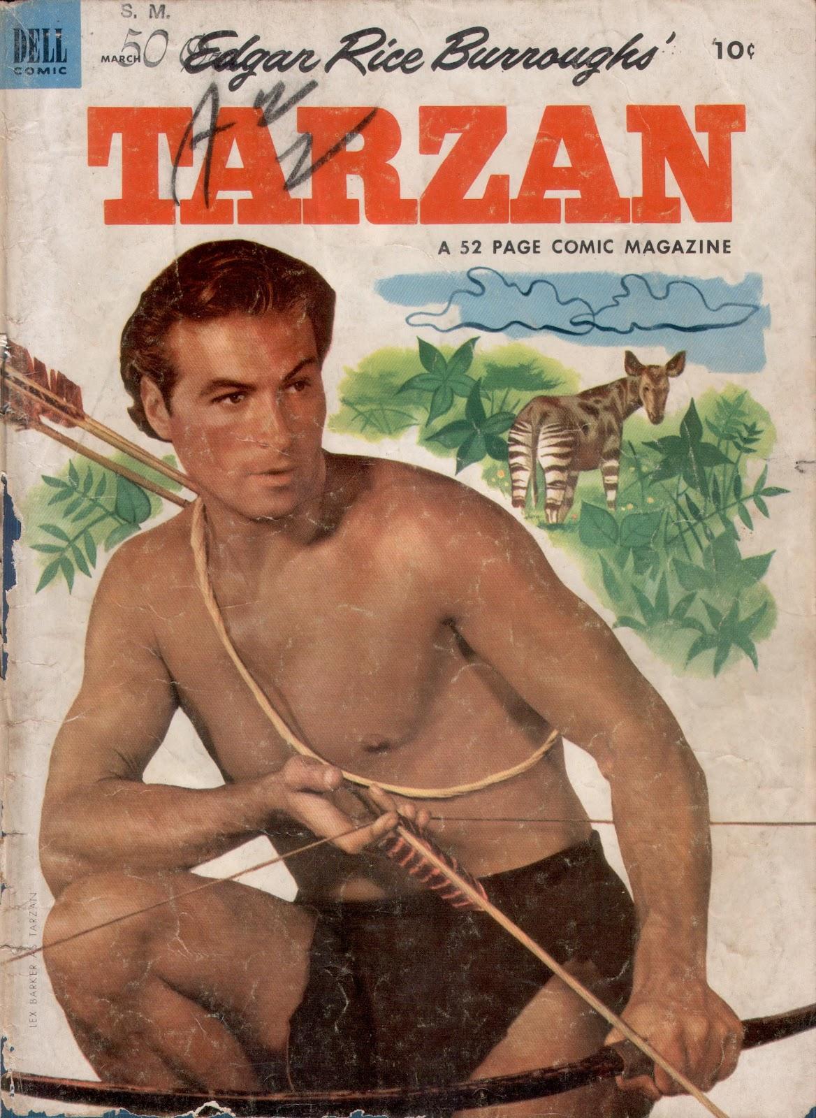 Tarzan (1948) issue 42 - Page 1