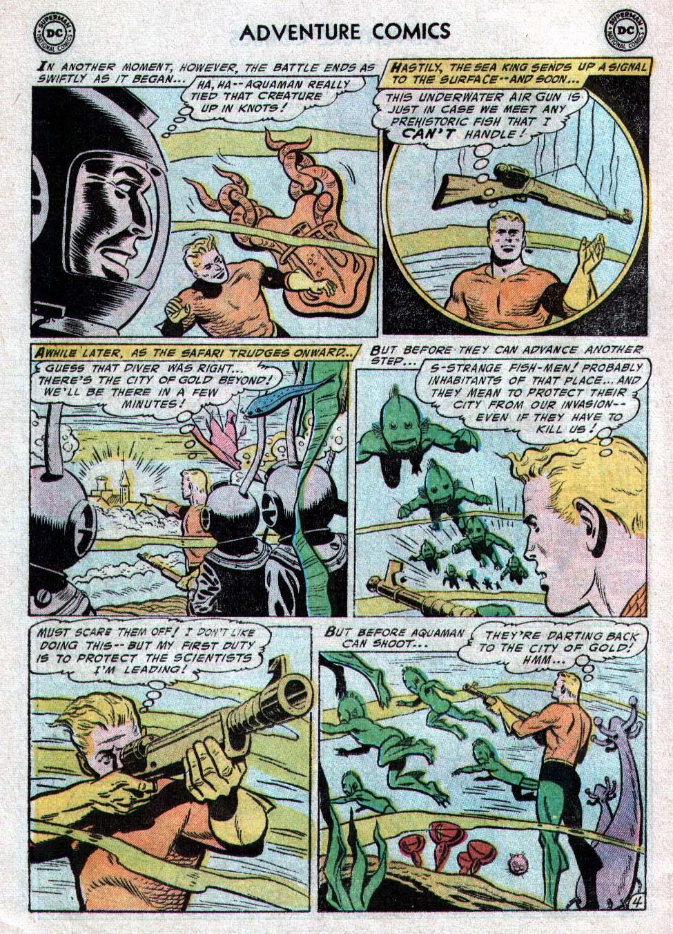 Read online Adventure Comics (1938) comic -  Issue #223 - 20