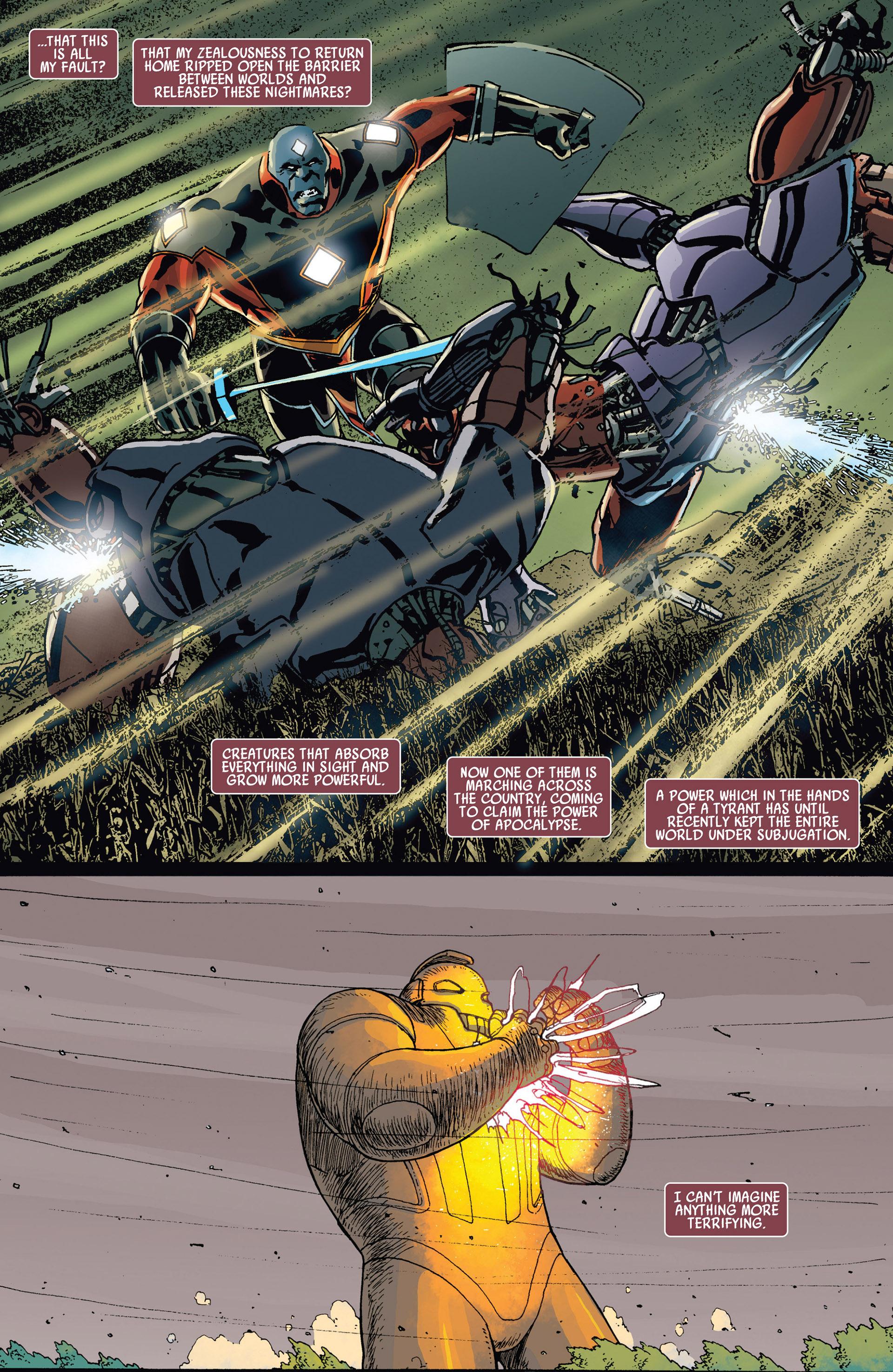 Read online Age of Apocalypse (2012) comic -  Issue #14 - 8