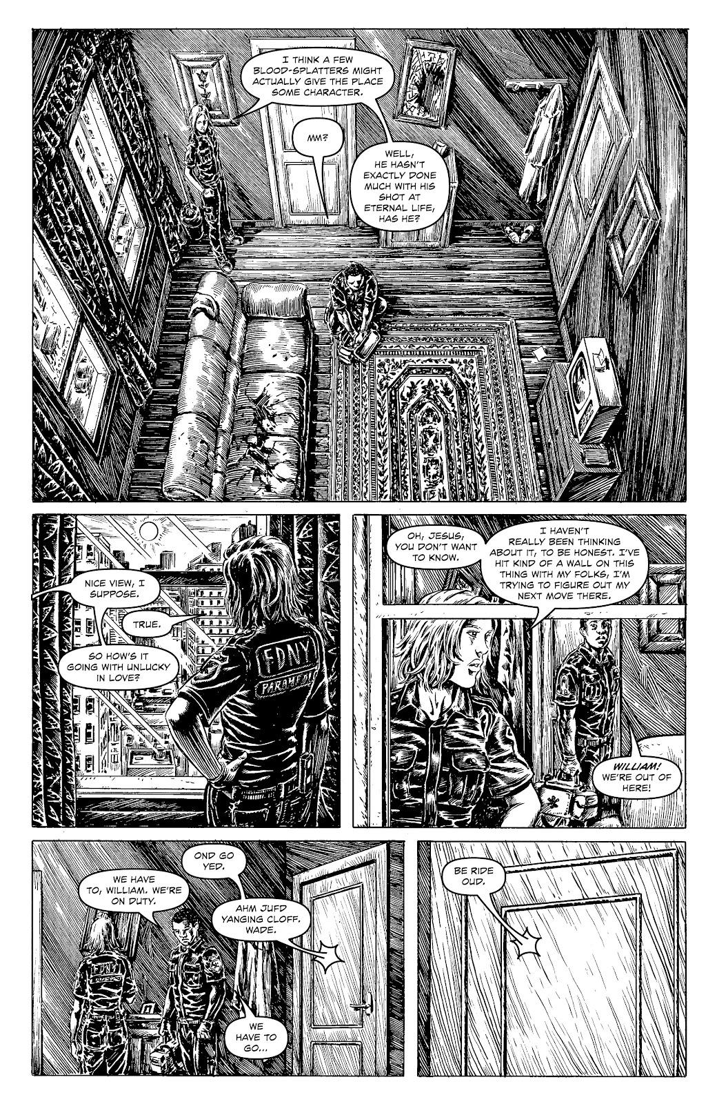 Read online Alan Moore's Cinema Purgatorio comic -  Issue #18 - 19